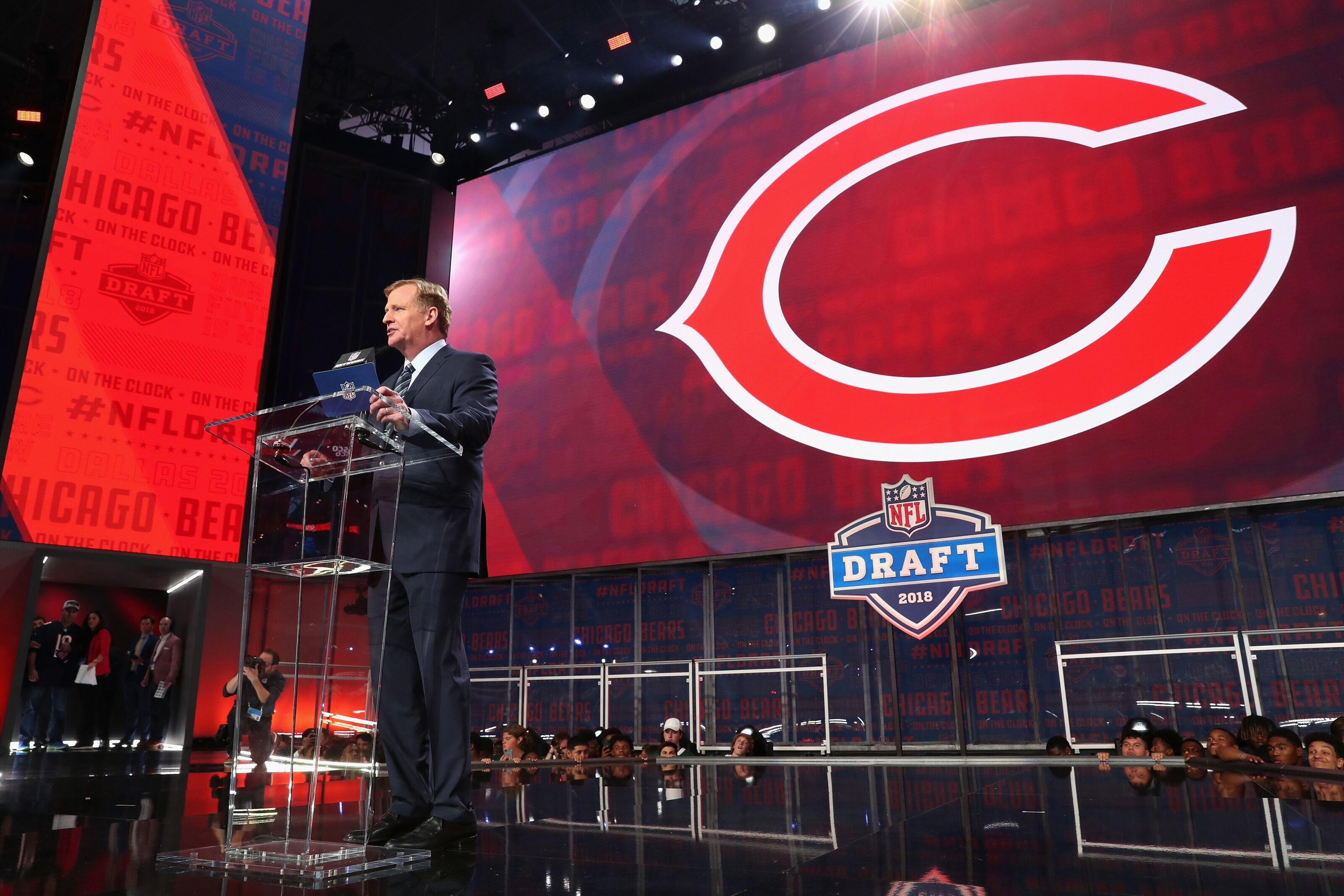 Chicago Bears 2019 draft situation is rarer than you think 27e8d5645