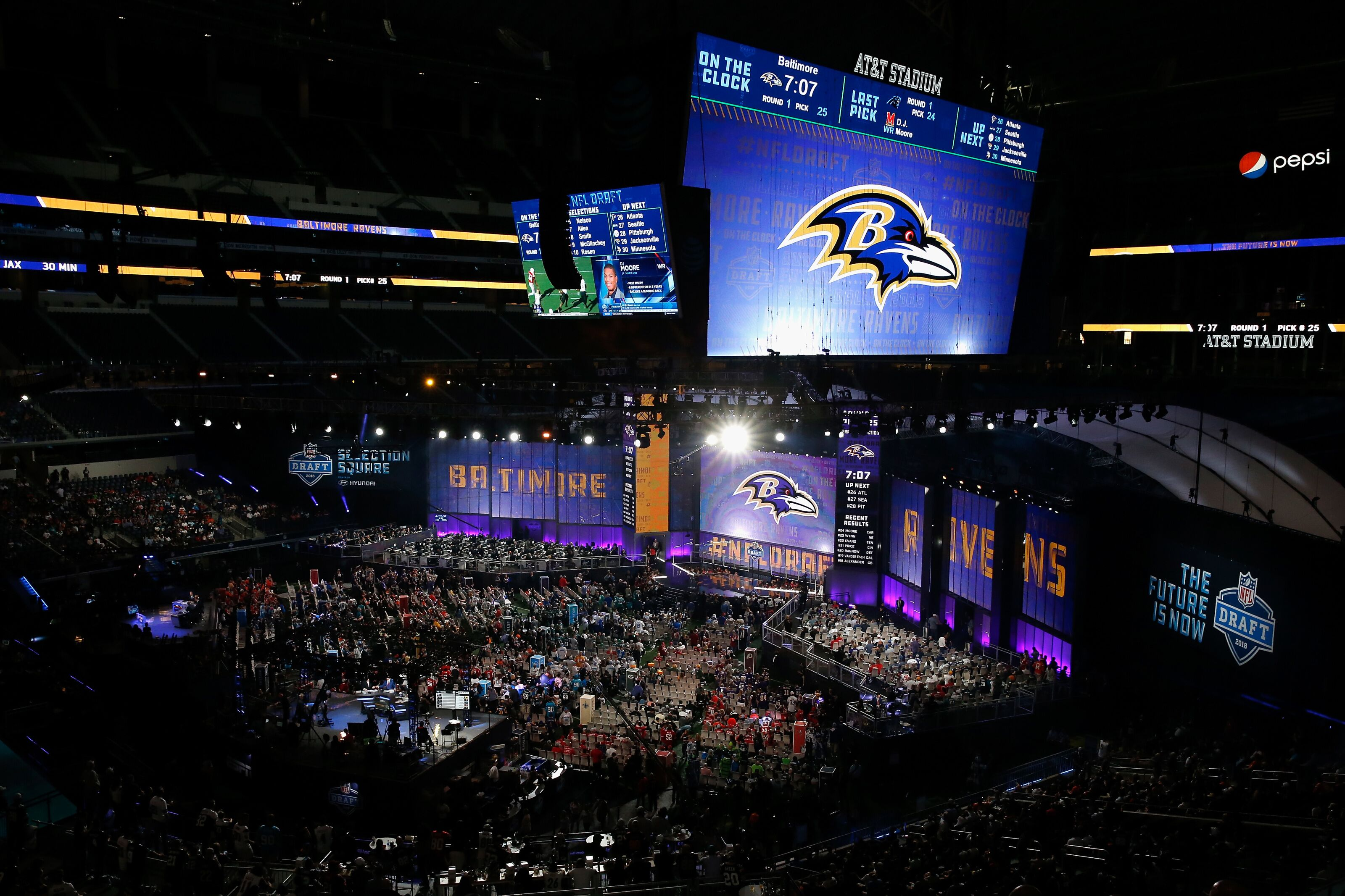 Baltimore Ravens: 3 UDFAs Who Could Make An Immediate Impact