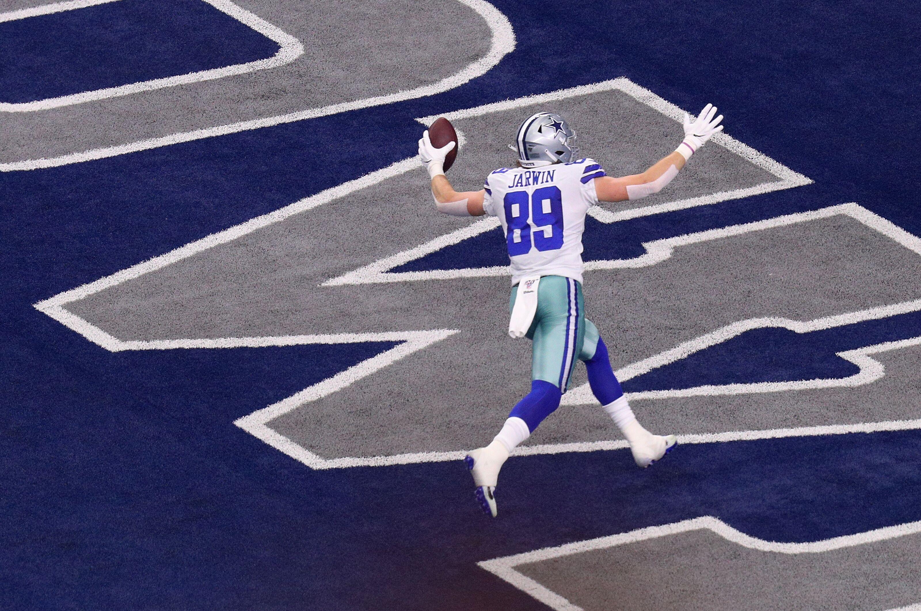 Dallas Cowboys: Should Blake Jarwin start over Jason Witten?