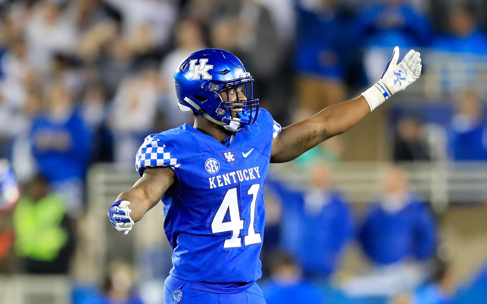 2019 NFL Draft: Tackles will see Josh Allen in their nightmares