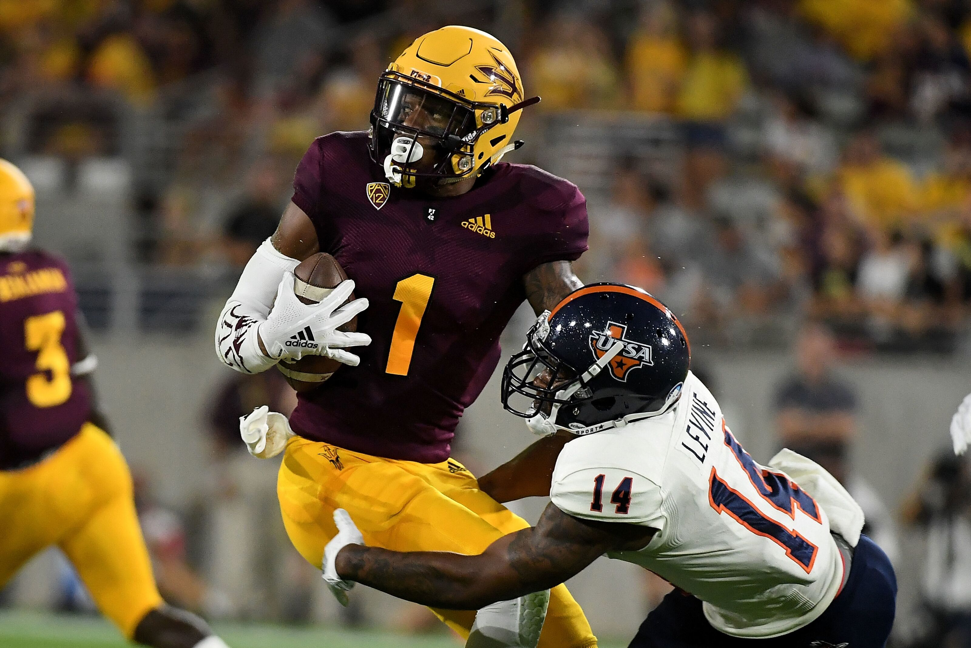 2019 NFL Draft Scouting Report: N'Keal Harry, Arizona State