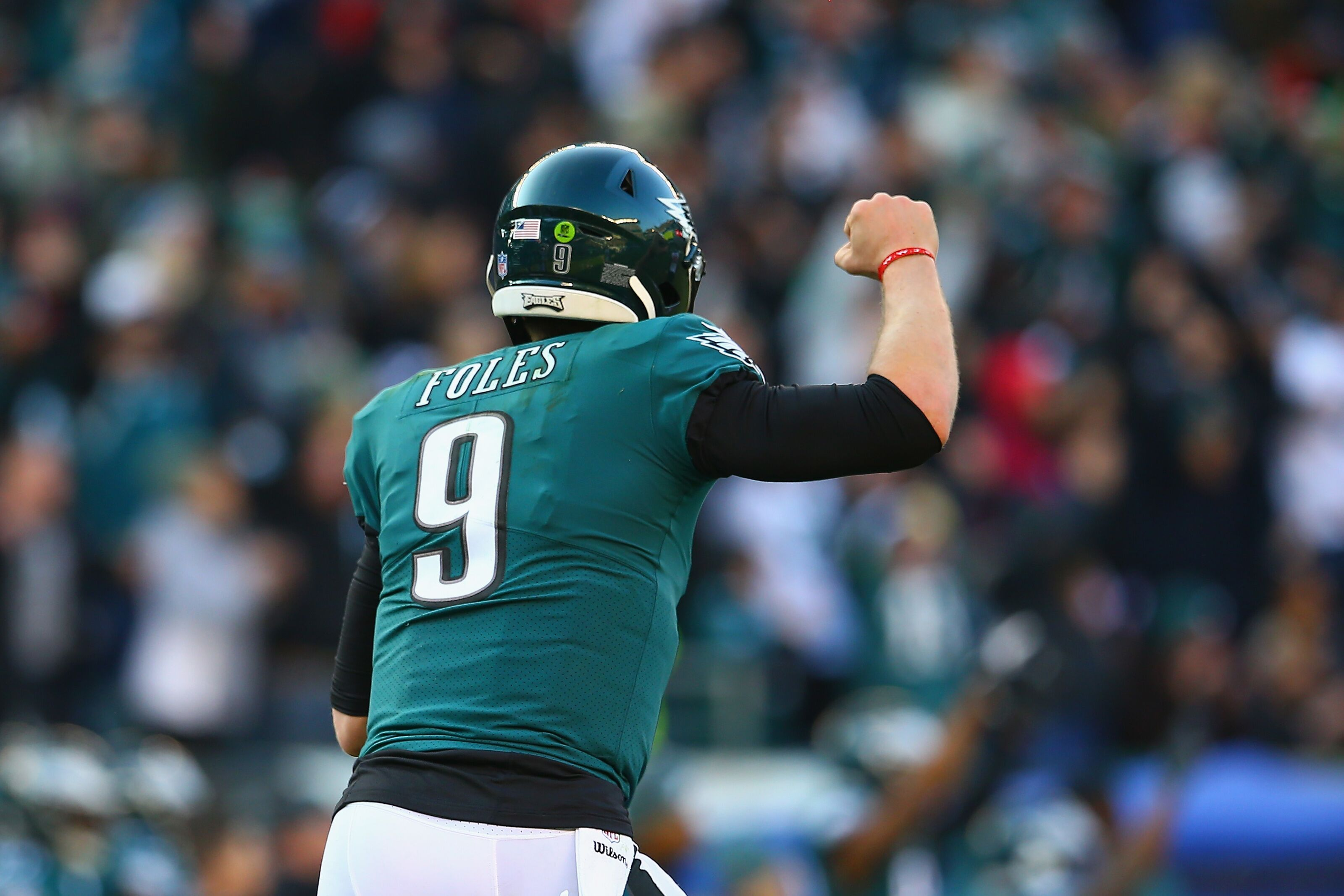 Jacksonville Jaguars are only team with true reason to trade for Nick Foles 52840d49e