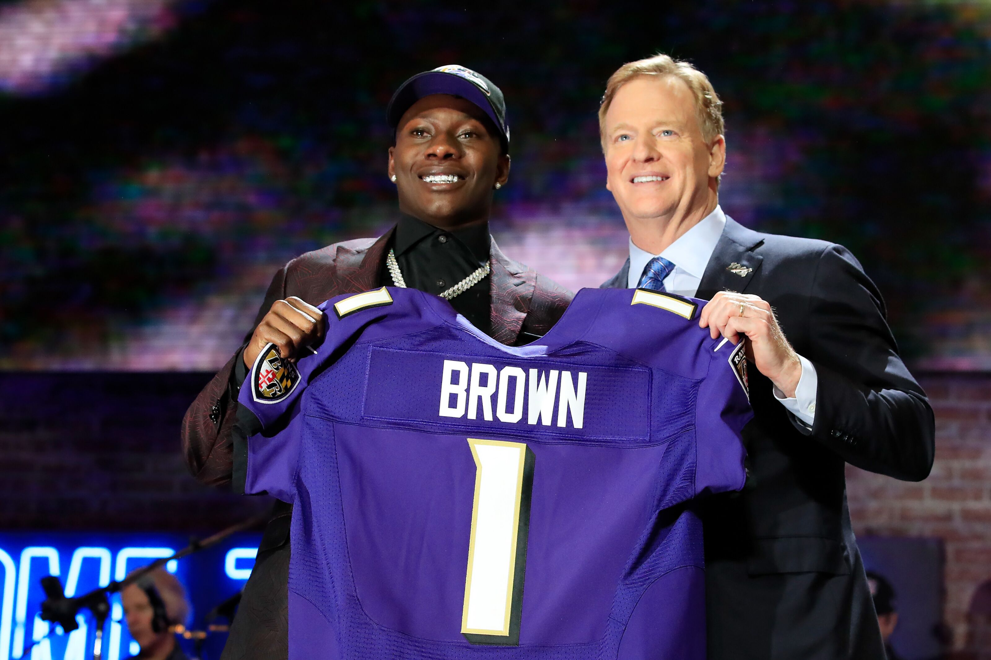 2019 NFL Draft: AFC North Best and Worst Picks, What the Heck Cincy?