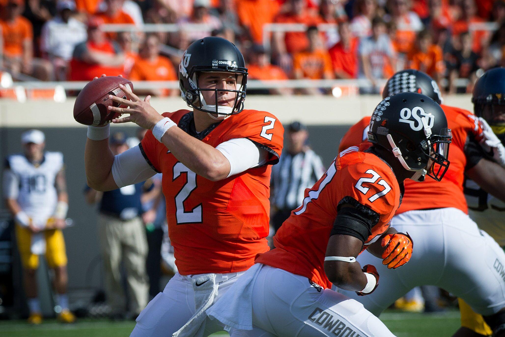 2018 NFL Mock Draft: Quarterback Bonanza Kicks Things Off ...