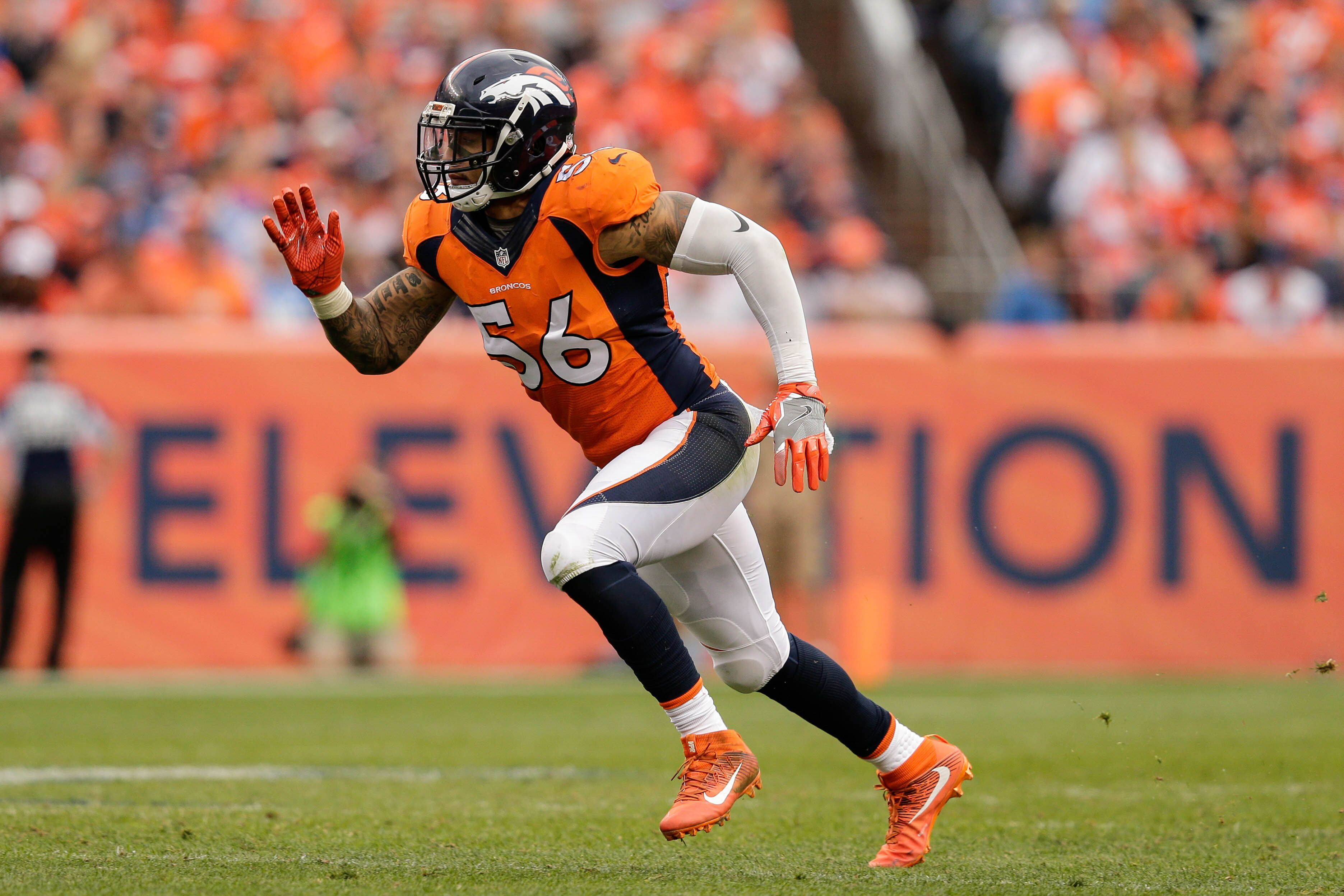 Denver Broncos The Man With Most To Prove Isn T A Qb