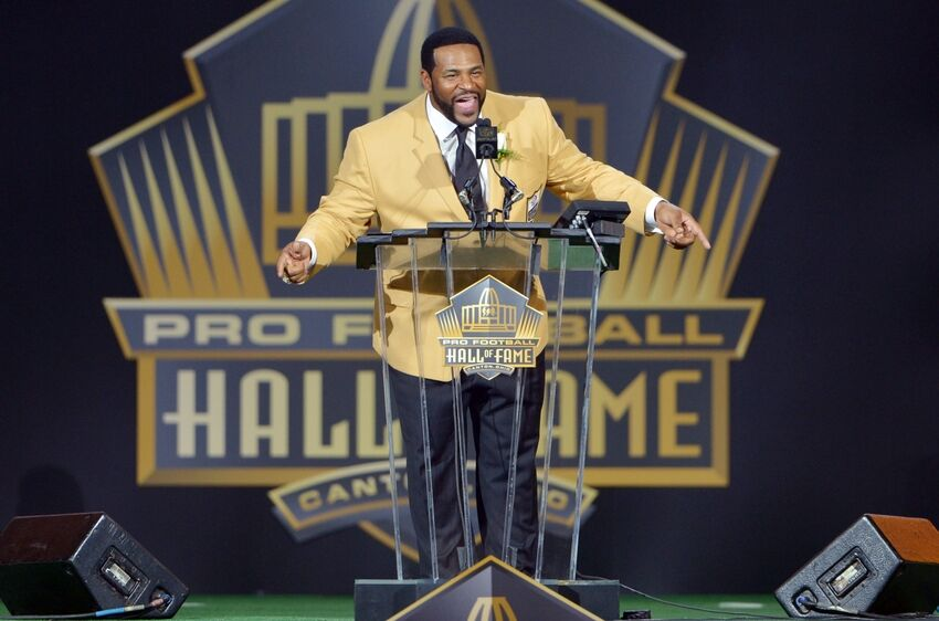 jerome bettis speech Jerome bettis' hall of fame induction speech was the longest of the night in strict numerological terms, bettis' 33 minute speech could have contained about 11 gettysburg addresses it sure.