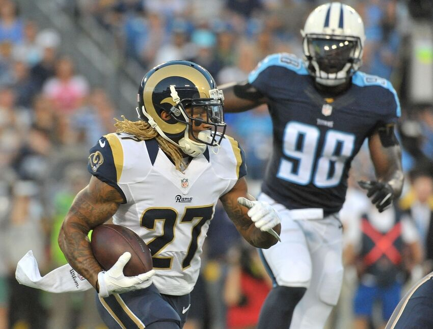 Tre Mason Injury Seattle Seahawks Could Have Big Advantage
