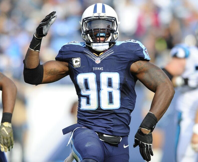Tennessee Titans: Brian Orakpo has been worth the price