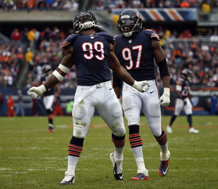 Chicago Bears  Defense s Front 7 Could Be a Game-Changer 16fd9f61a