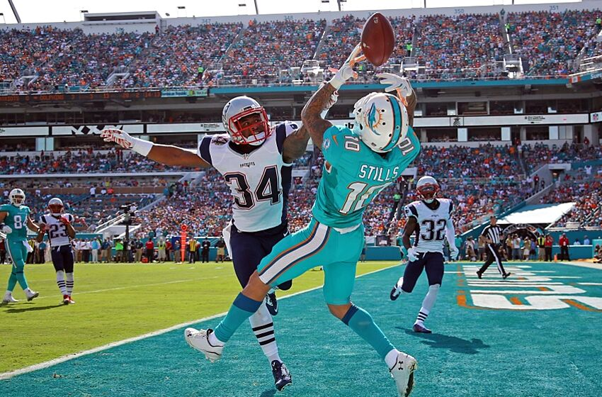 who did the miami dolphins play today