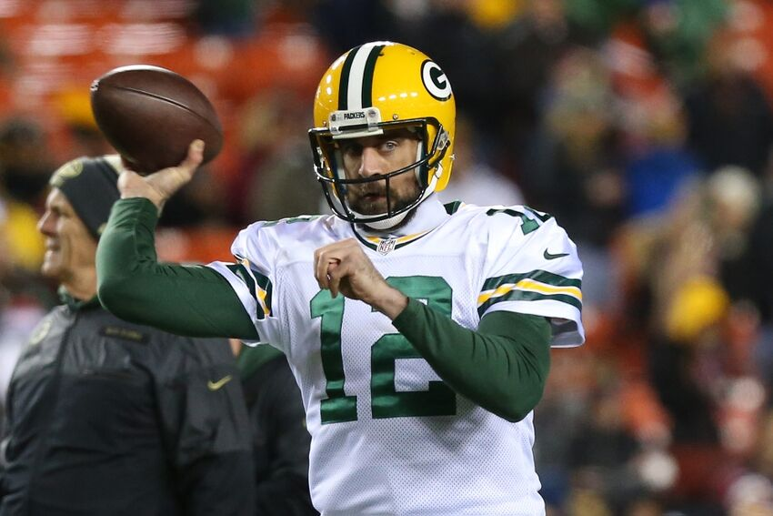 aaron rodgers throws controversial touchdown to jordy