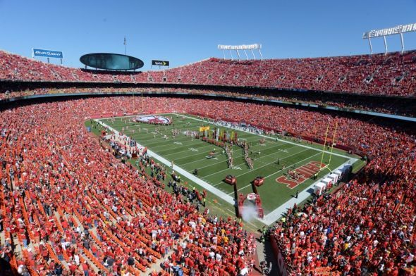 Kansas City Chiefs 3 Prime Time Games In 2015