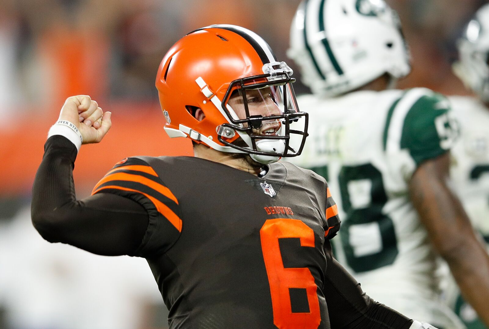 Cleveland Browns  Is winning AFC North possible with Baker Mayfield  19076cccb