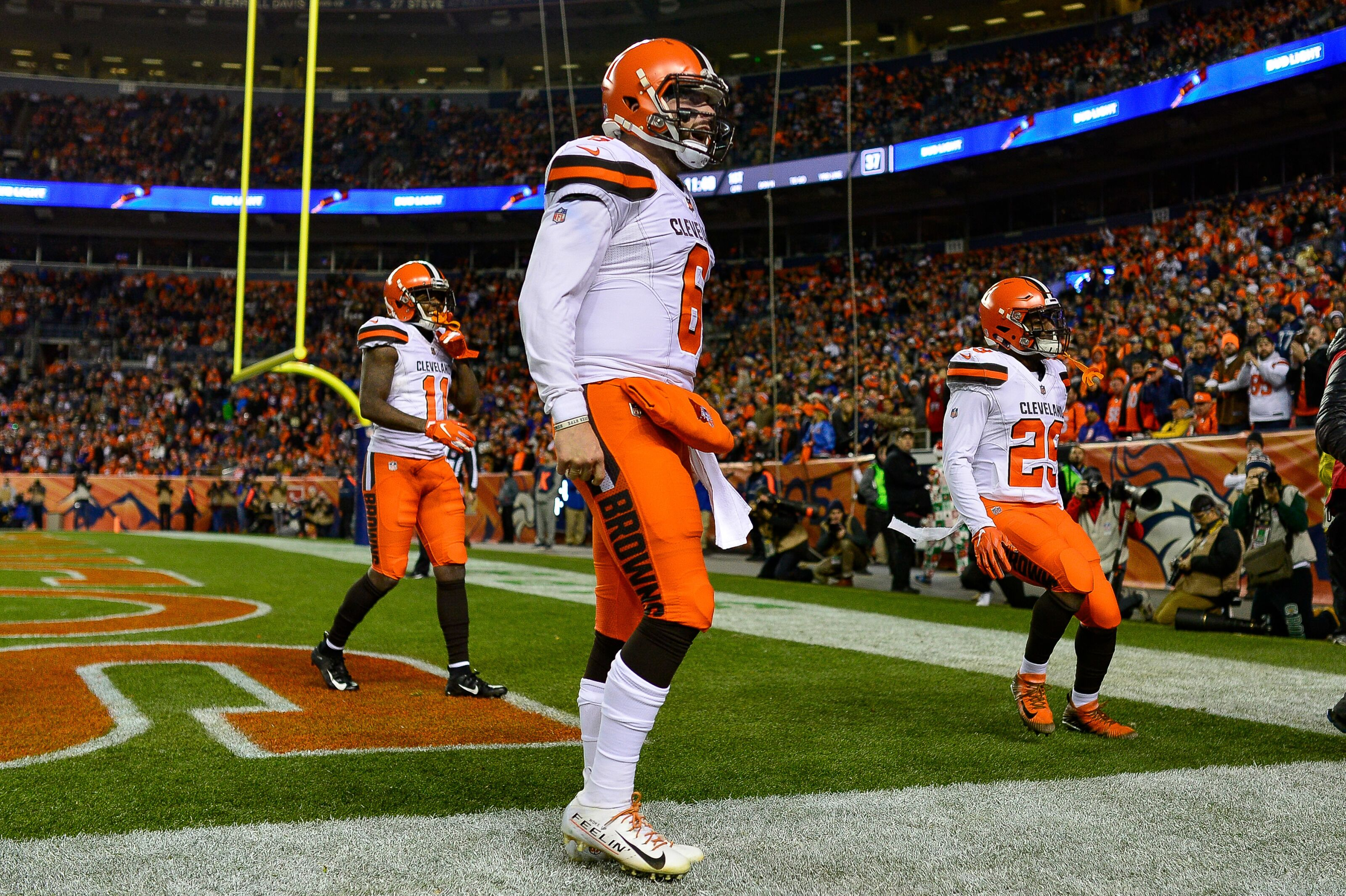 5f668512b Cleveland Browns: Baker Mayfield drama, overreaction the new normal