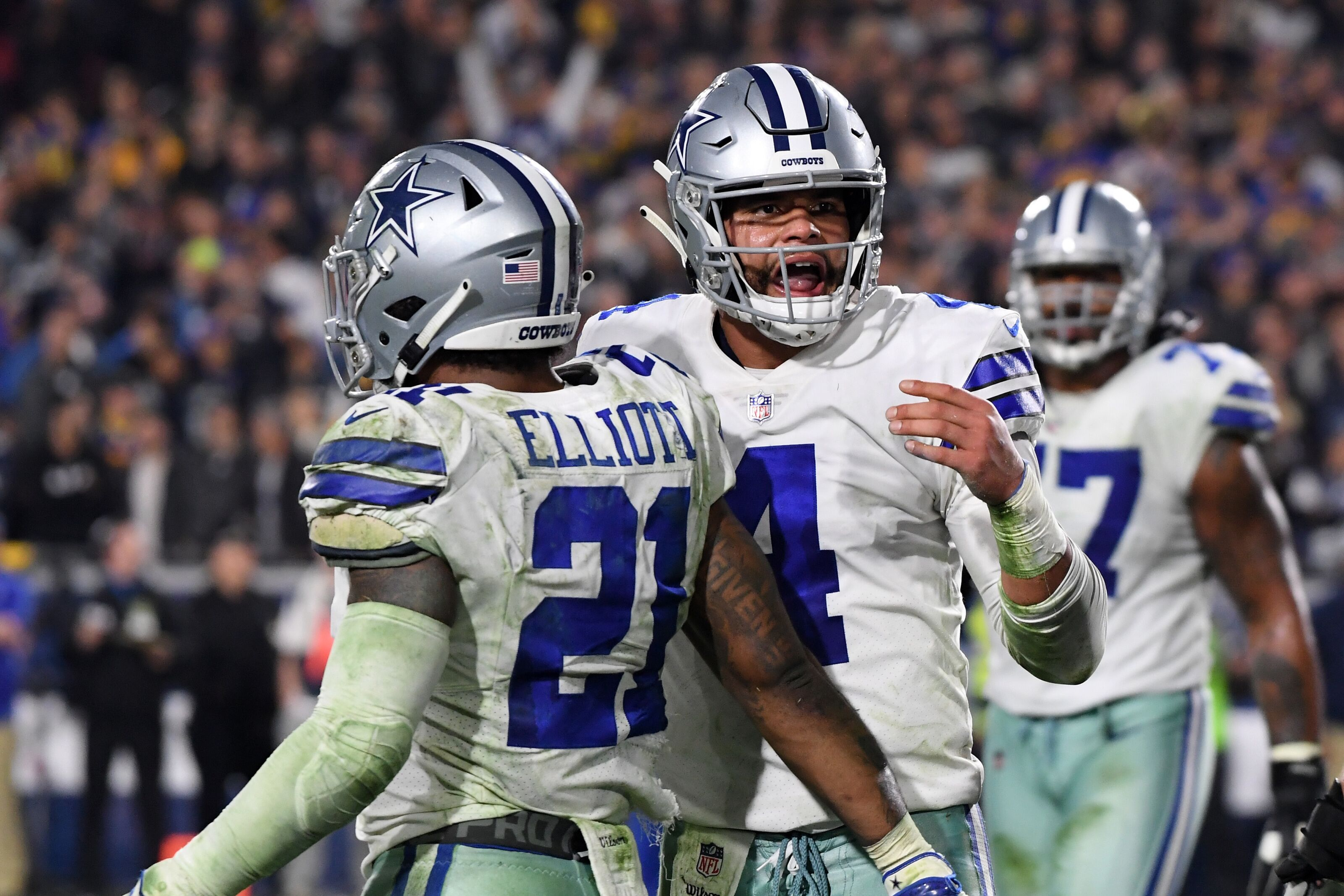 Dallas Cowboys a top-five team in terms of future projection