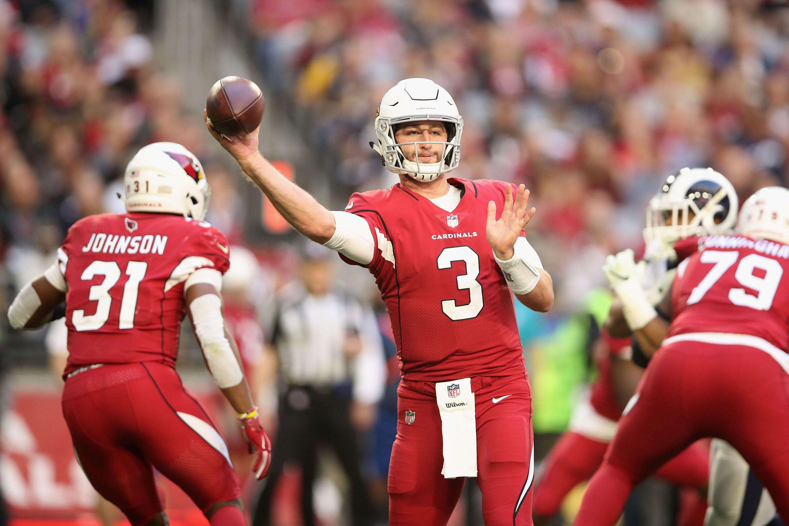 e12b826a Arizona Cardinals: How plausible is trading Josh Rosen, drafting ...