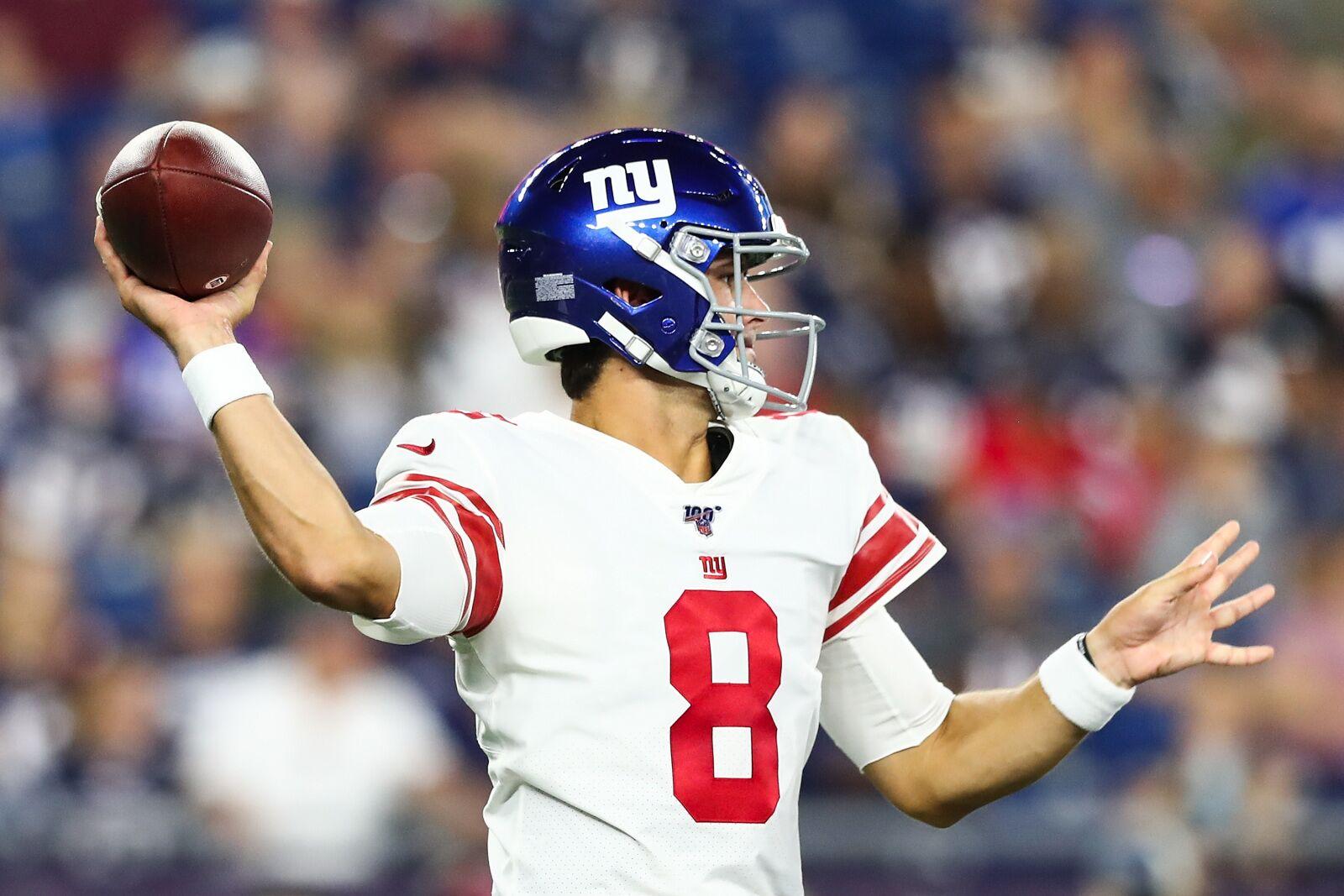 New York Giants: Stock report heading into Week 3