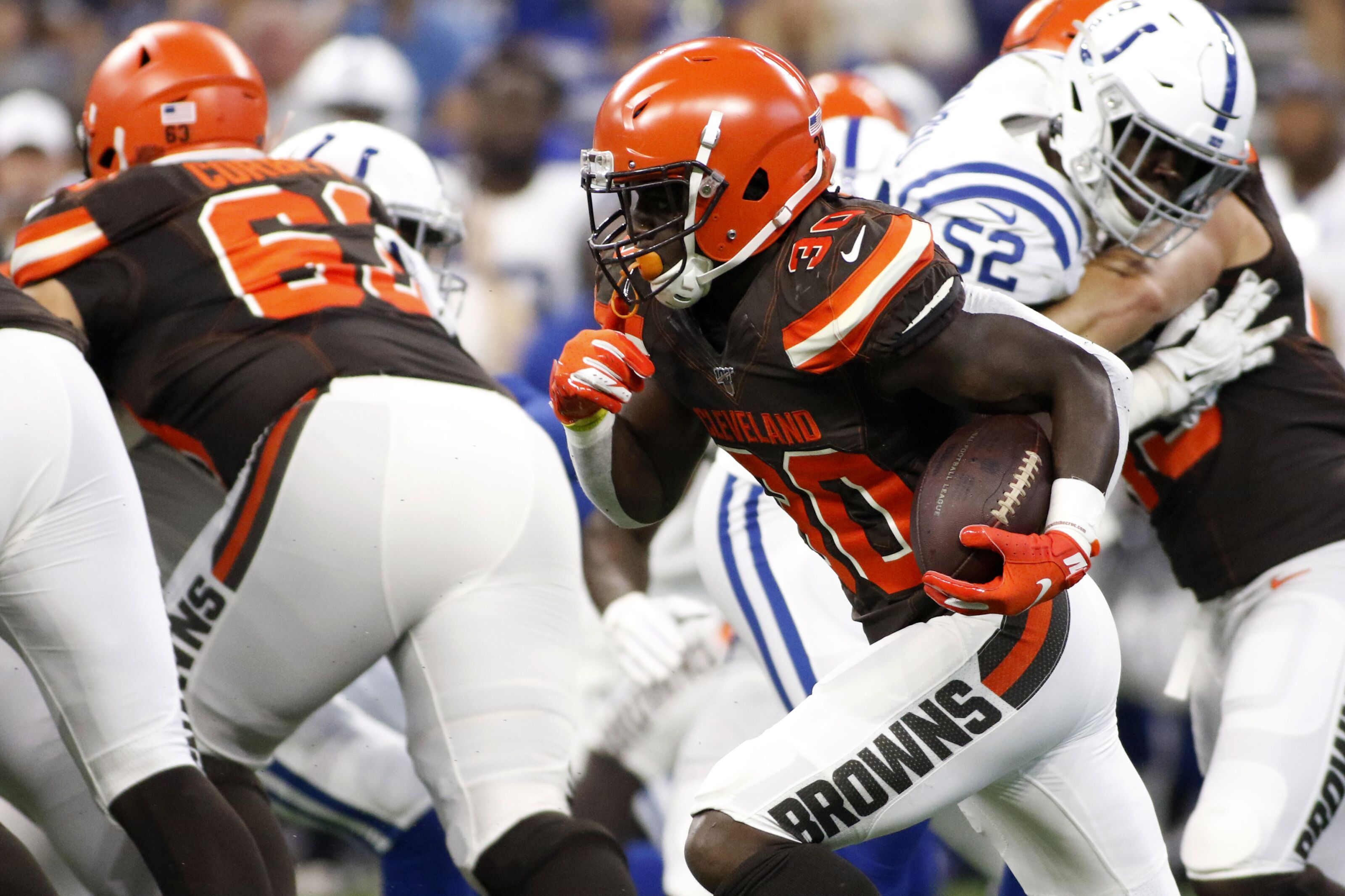 Cleveland Browns: Winners and losers from Preseason Week 2
