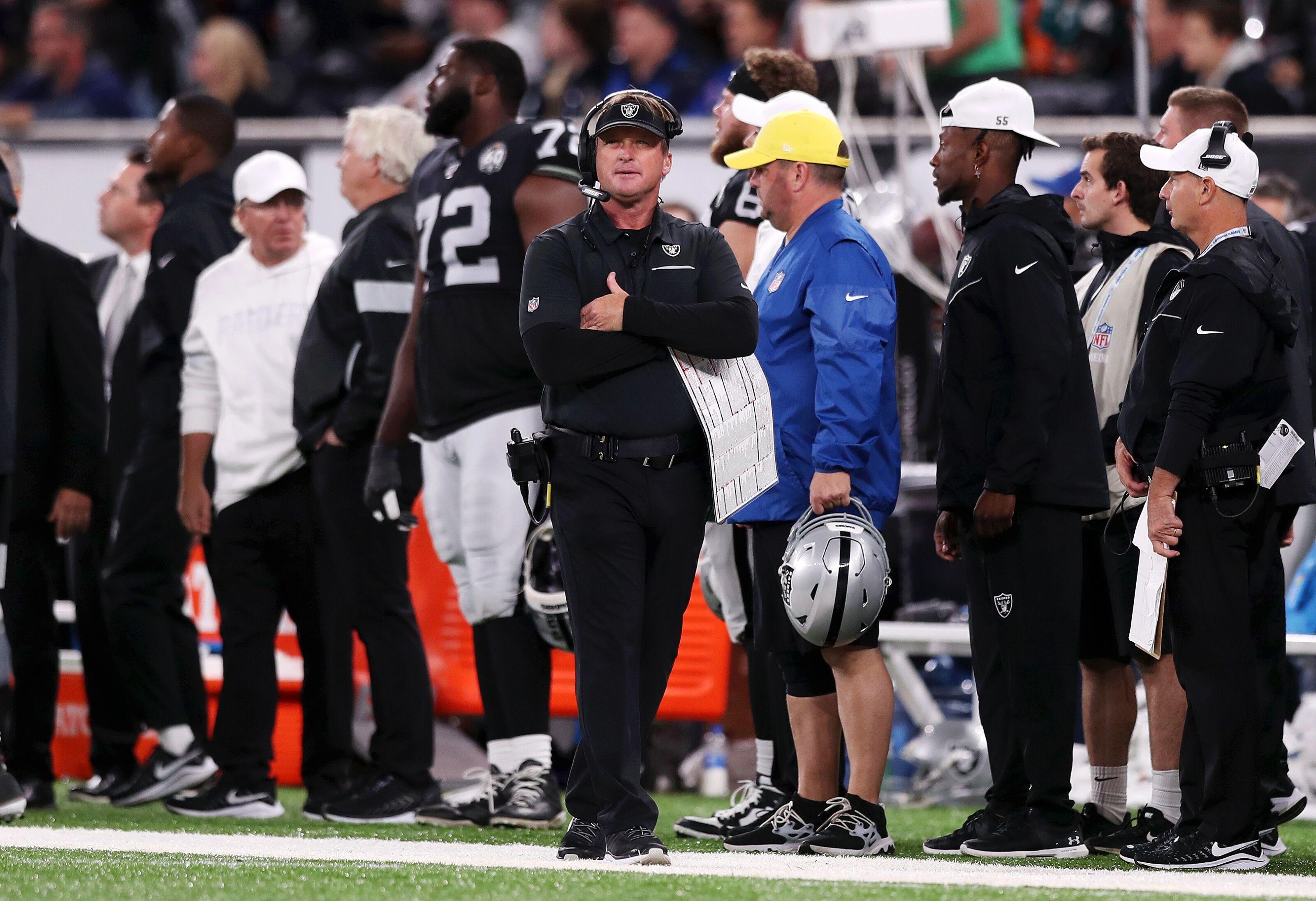 Oakland Raiders won bye week, now must win on the field