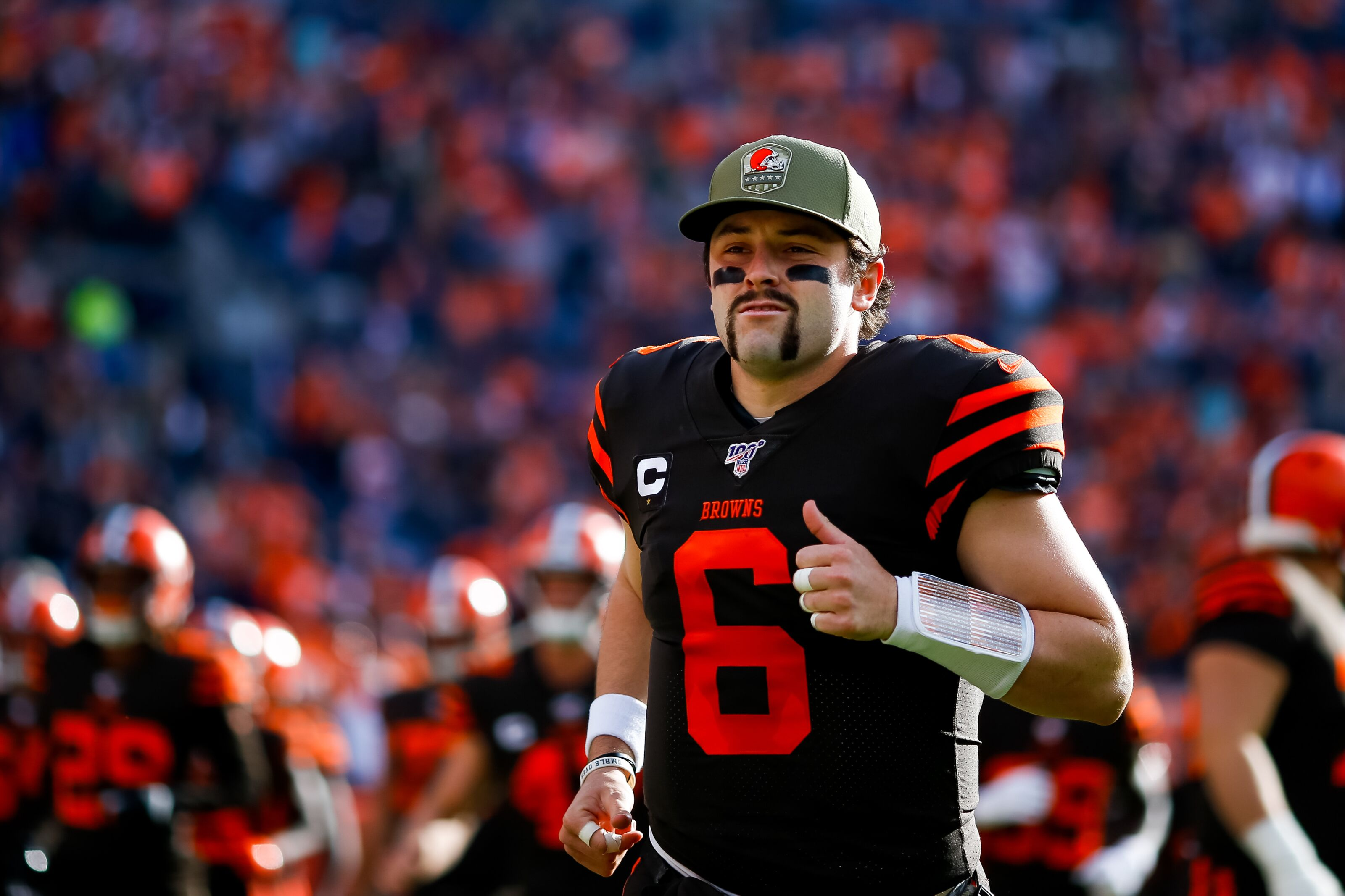 Cleveland Browns: Baker Mayfield talking with mature, proper mentality