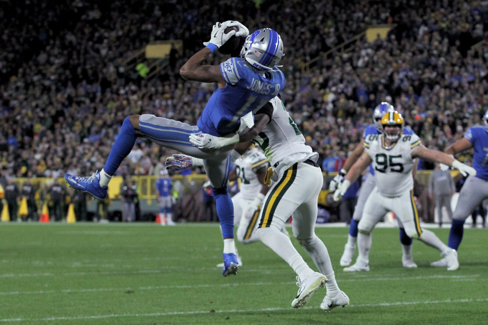 Detroit Lions: 3 Takeaways from loss to Packers not related to officiating