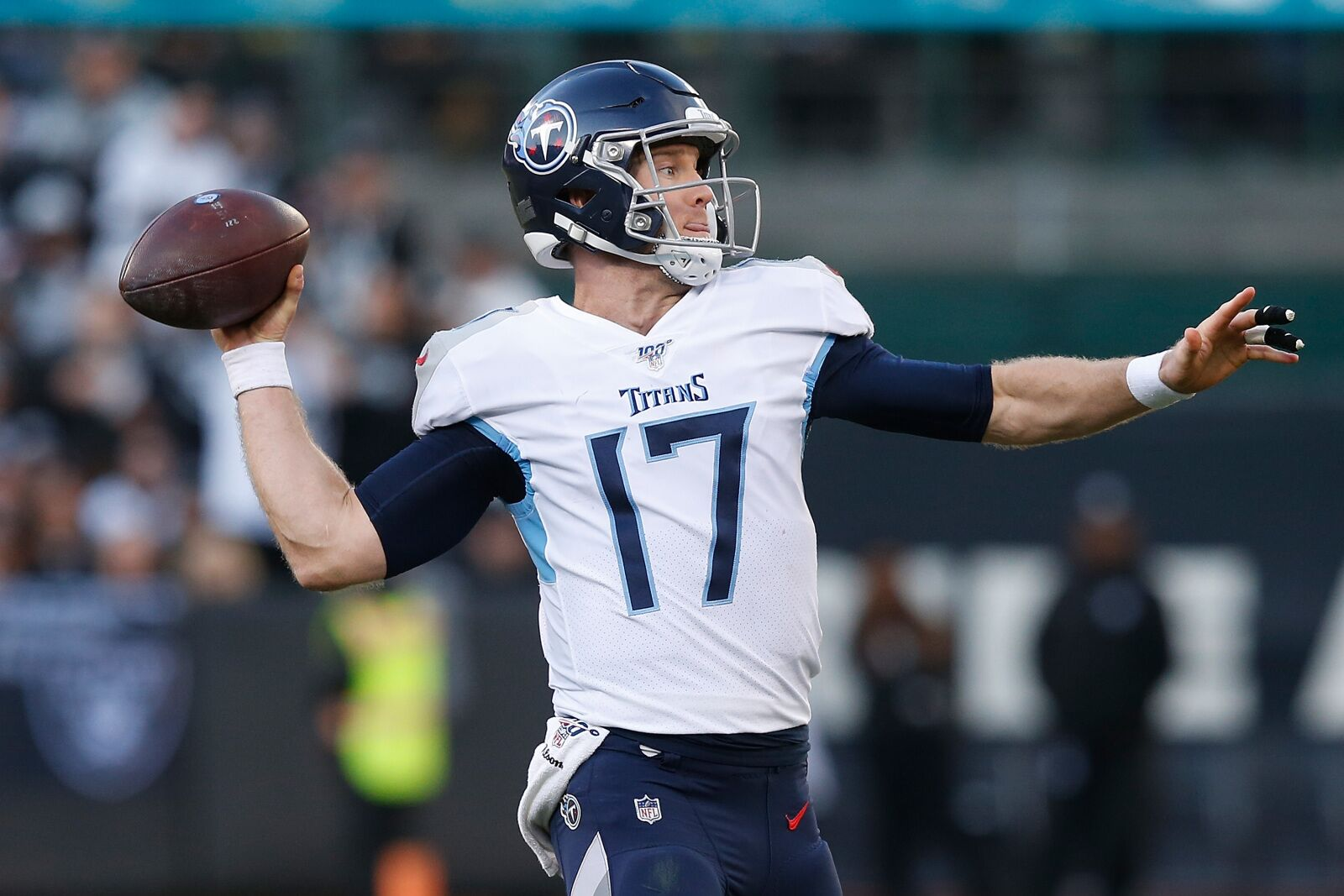 Tennessee Titans might be a lock to win the AFC South