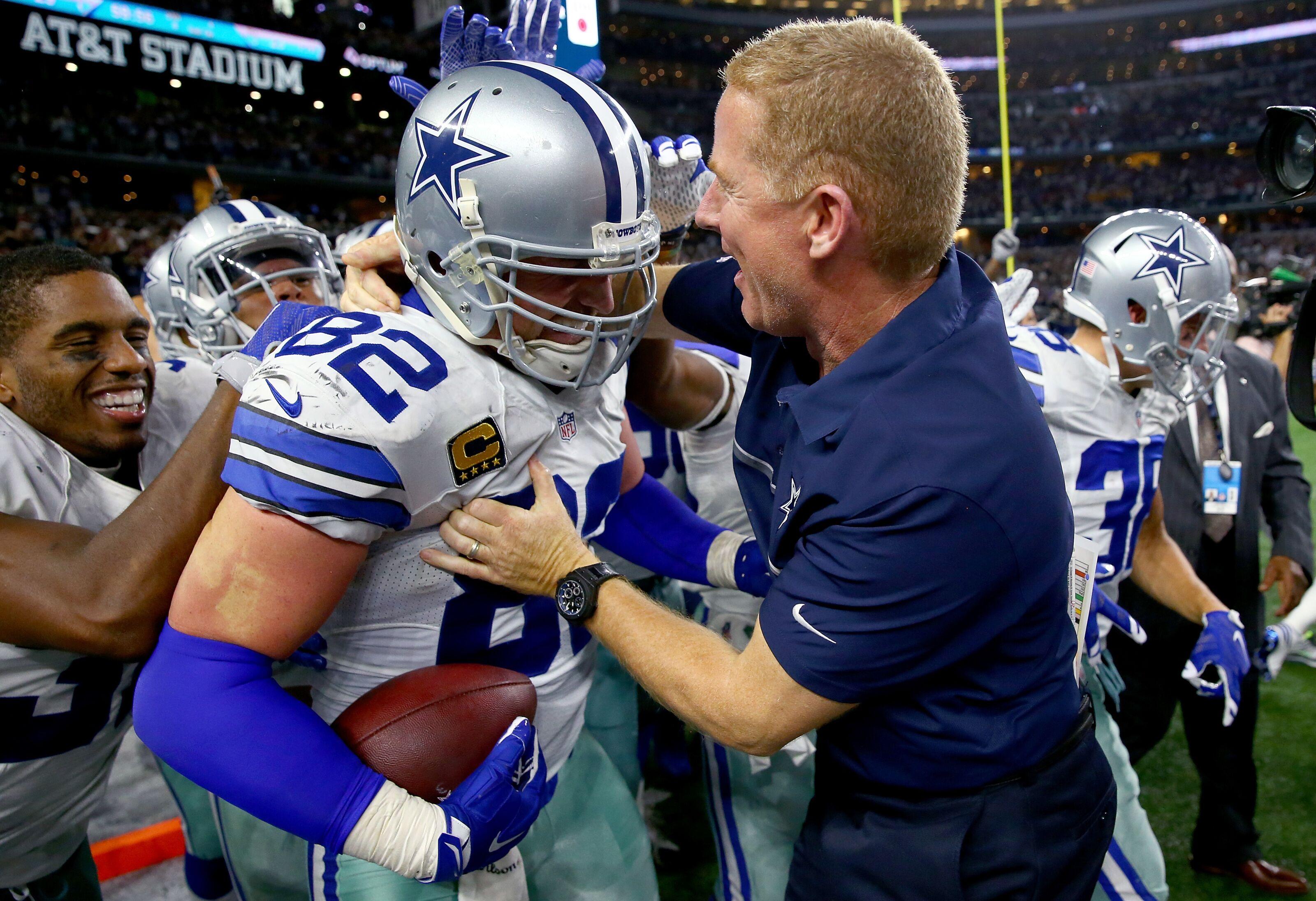 New York Giants: Possible Jason Witten, Jason Garrett reunion an awful sign