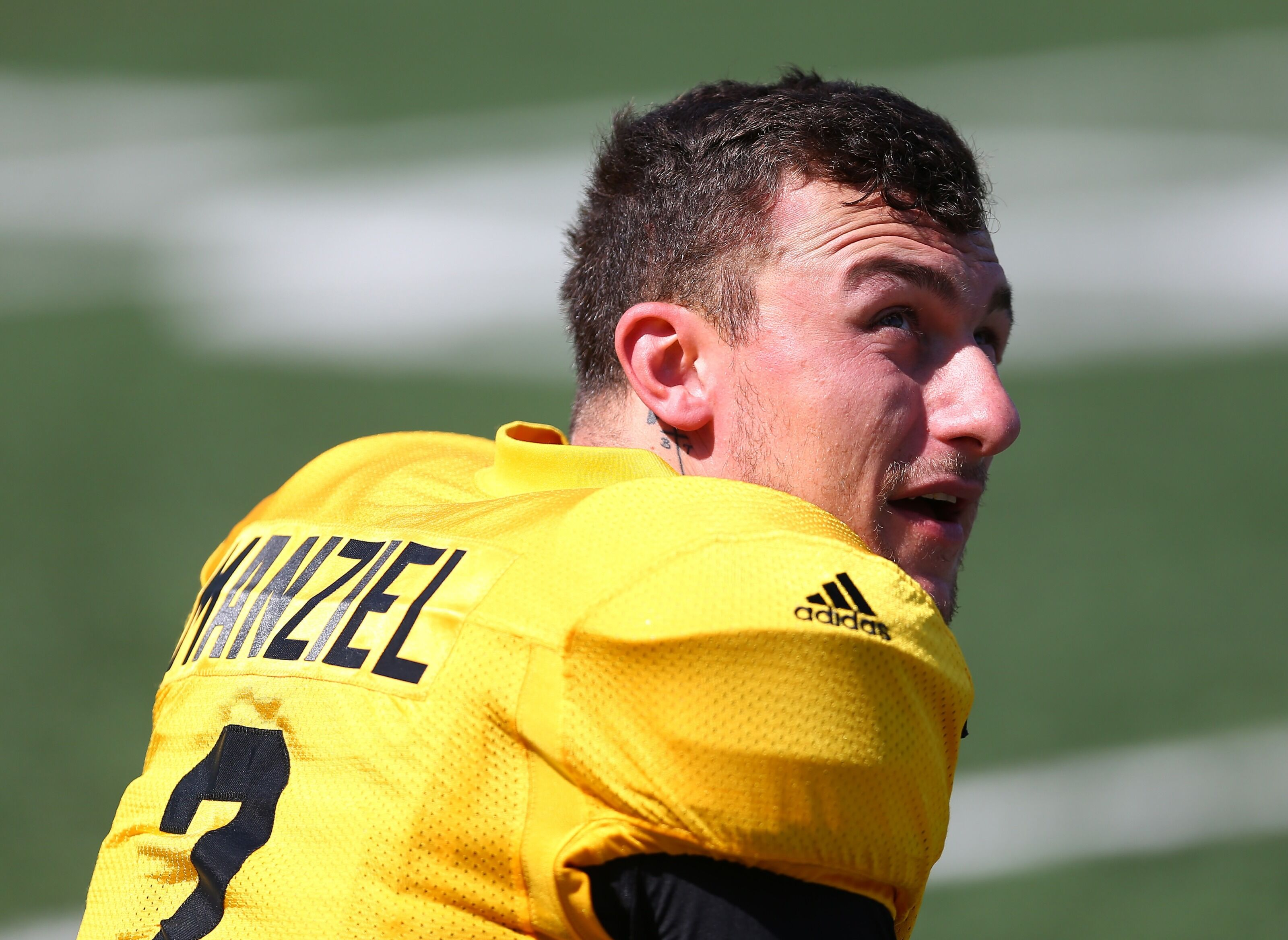 Johnny Manziel  Comeback takes big step with first CFL start coming 03cd2d065
