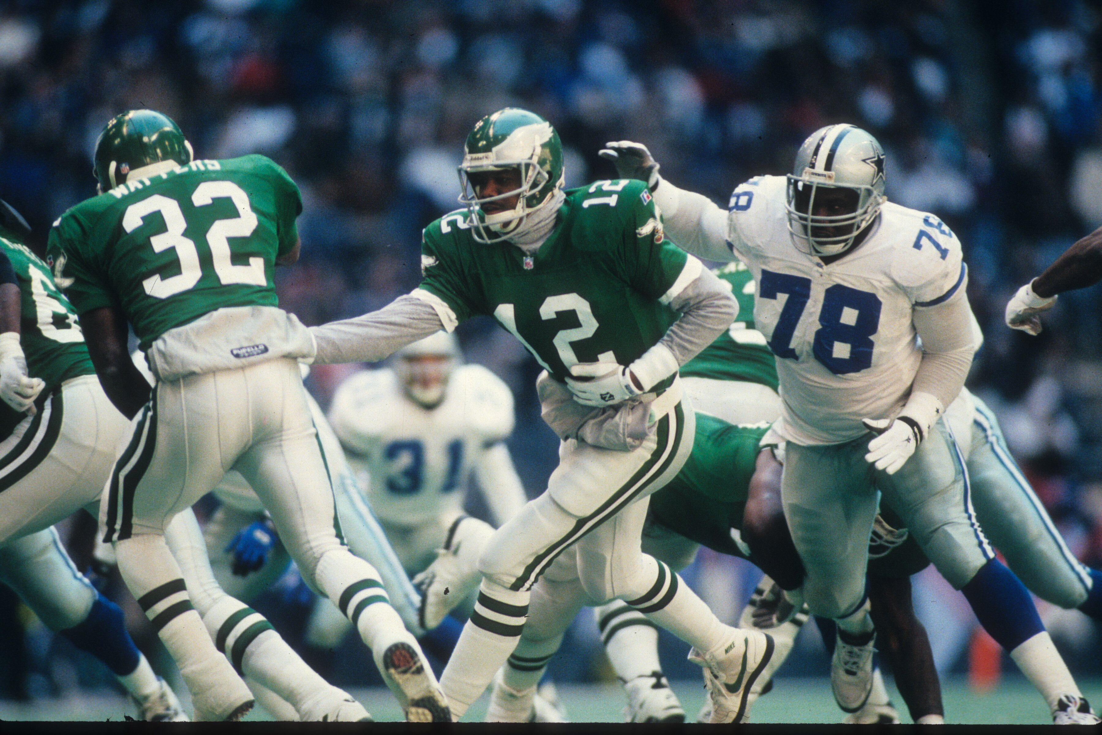 Philadelphia Eagles Tbt Randall Cunningham