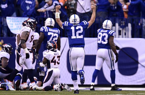 6cd7b4ab6 A season that started with Super Bowl aspirations ended in disappointment  for the Indianapolis Colts and in the process