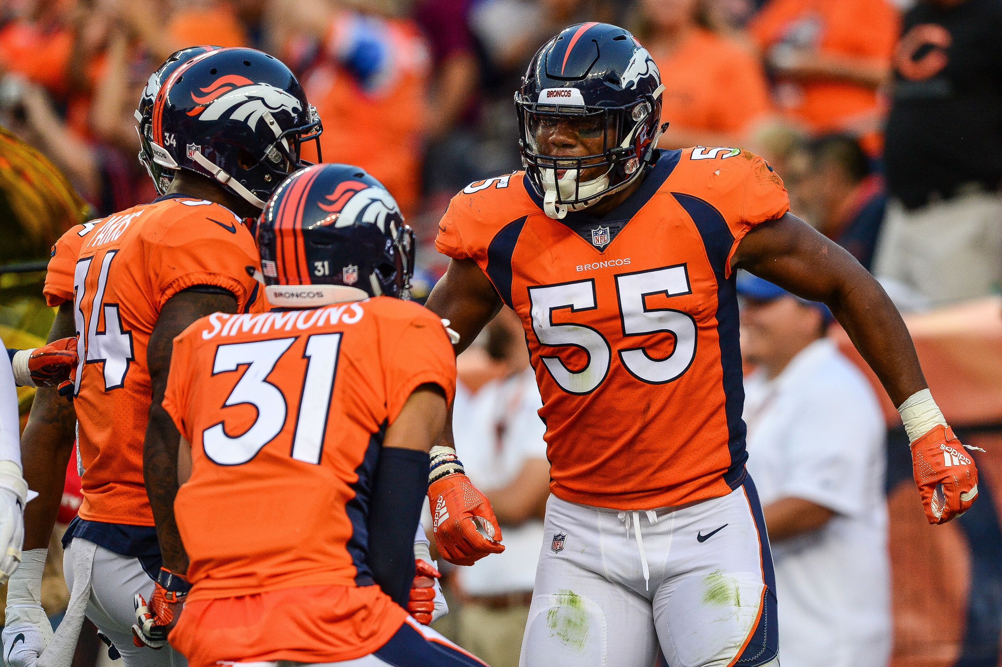 Denver Broncos: 5 Players to watch vs. Raiders in Week 2