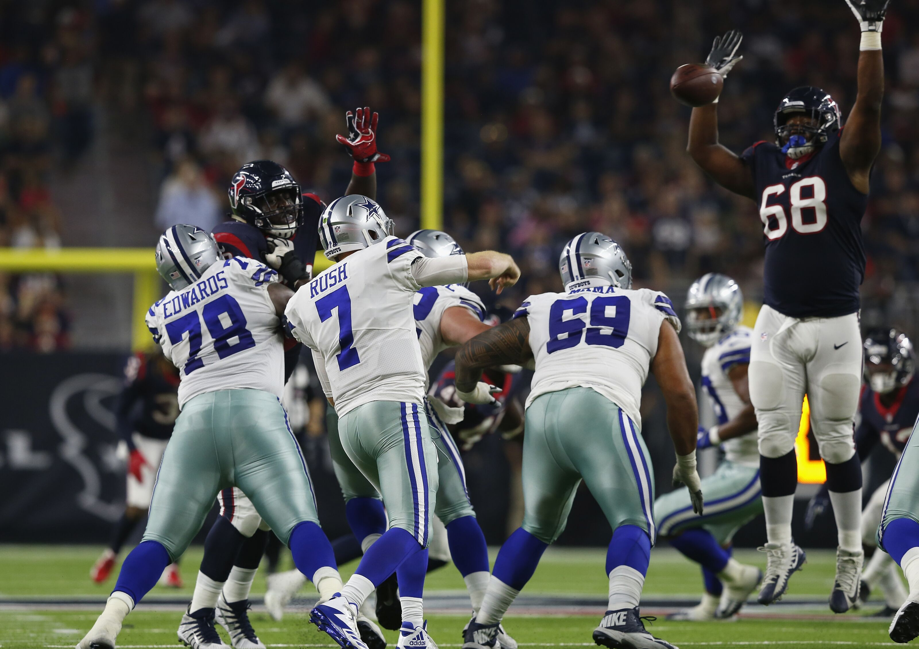 Dallas Cowboys: 3 Disappointments from Preseason Week 4