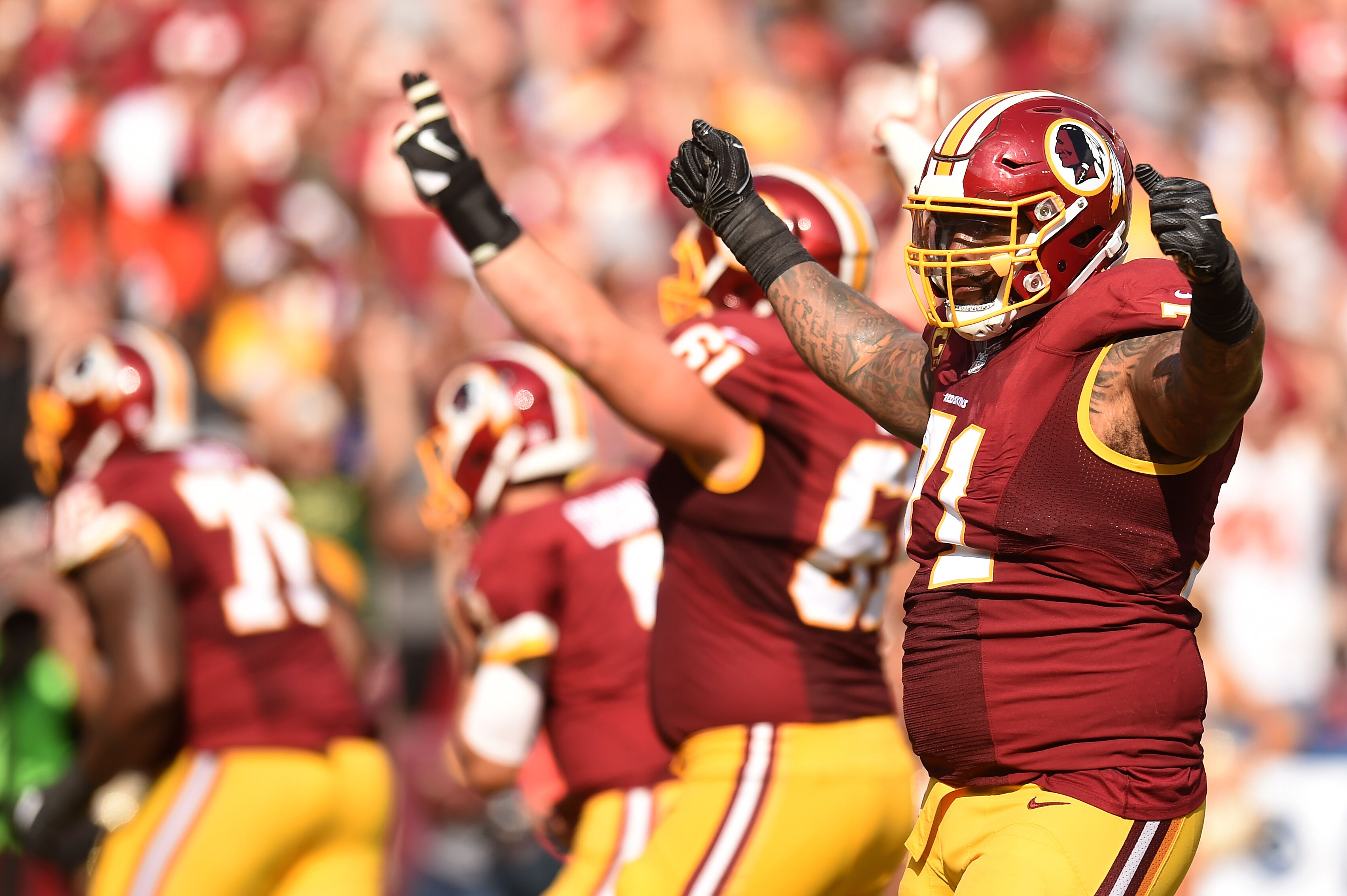 Washington Redskins: Breaking down Madden 20 player ratings