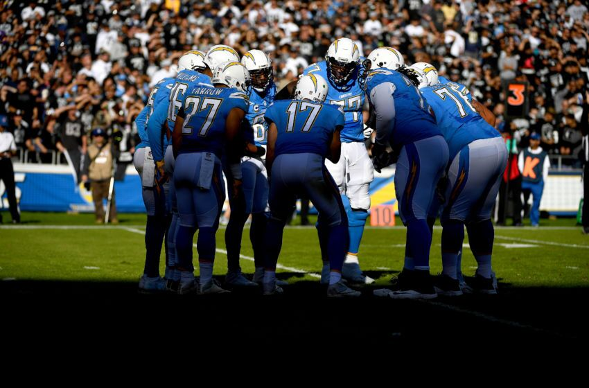 Los Angeles Chargers Predicting The 53 Man Roster Before