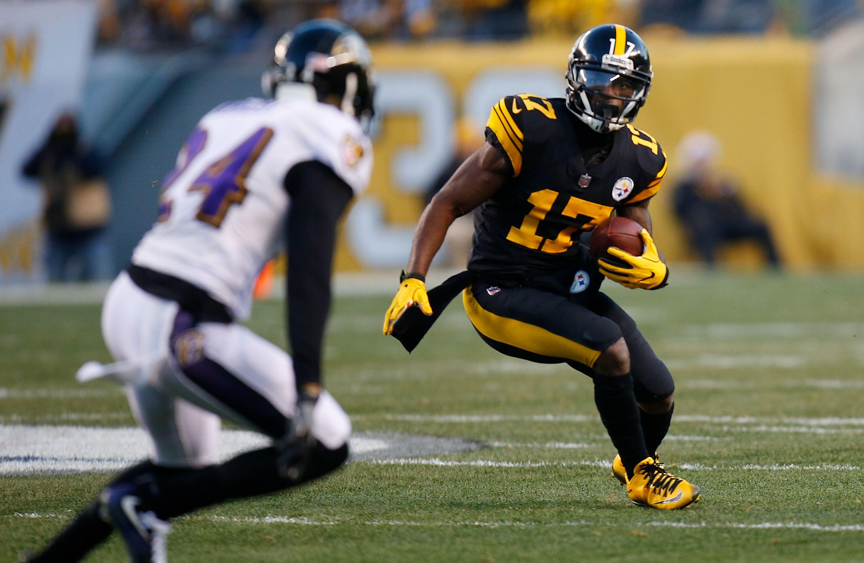 eec5b870564 Pittsburgh Steelers  Wide receiver battle breakdown