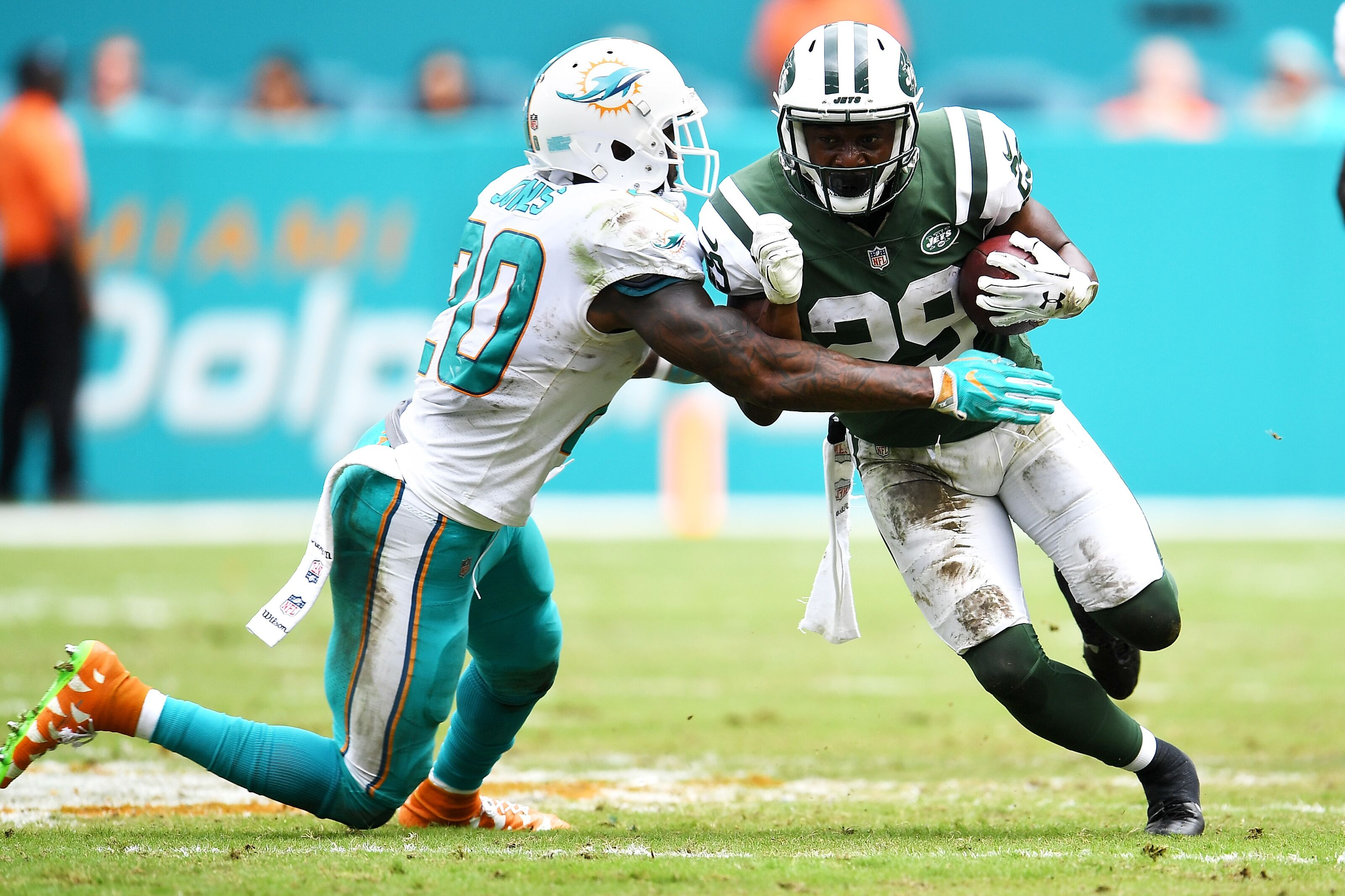 9502c6cfff2 New York Jets: Is Bilal Powell an every-down back?