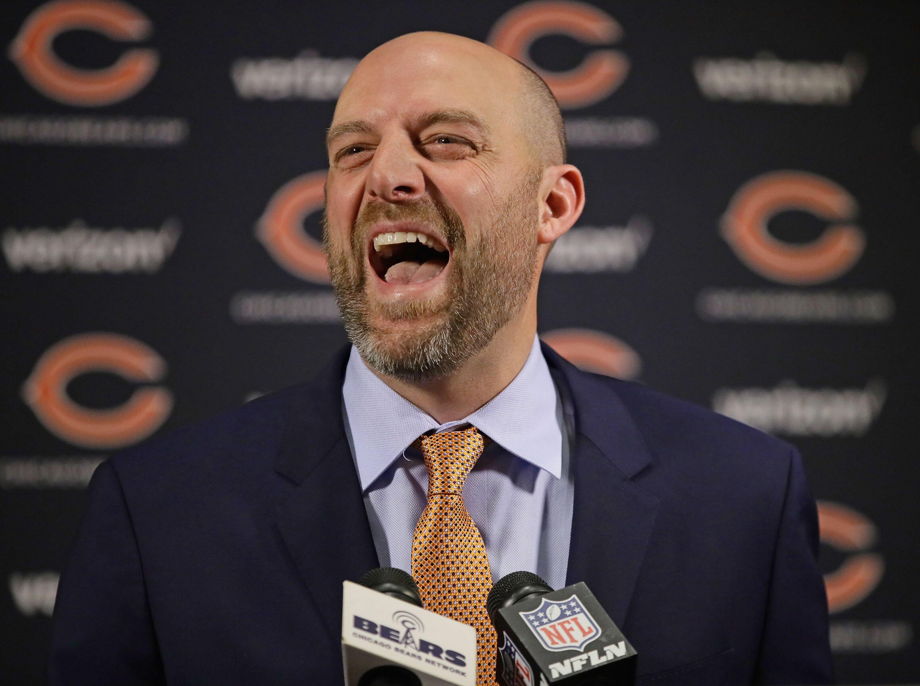 Chicago Bears: Matt Nagy embracing the pain of losing