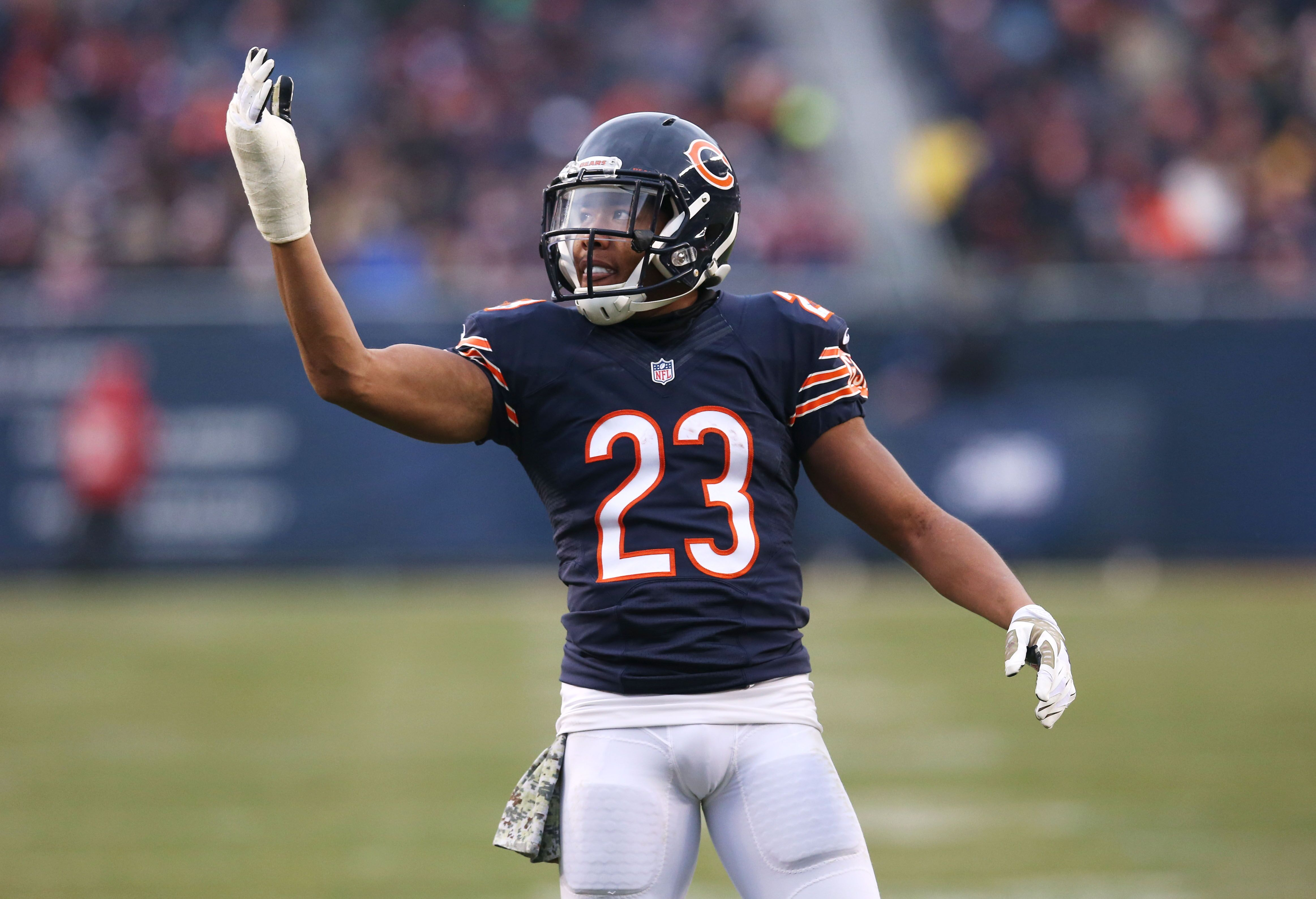 premium selection b0f83 31492 Chicago Bears: Should Kyle Fuller be re-signed this offseason?