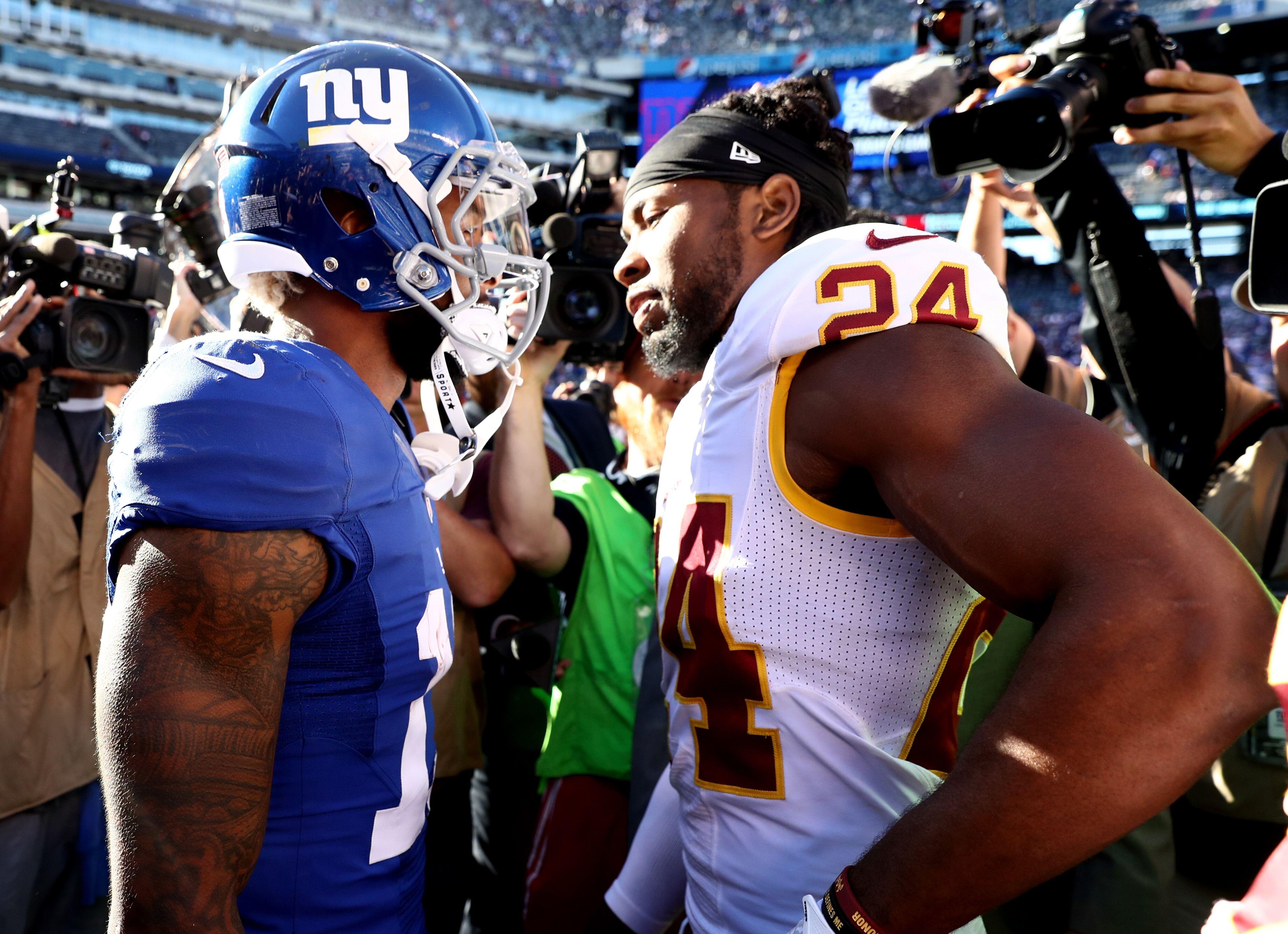 361bd2ef42a Washington Redskins  Is Josh Norman-Odell Beckham Jr. beef over