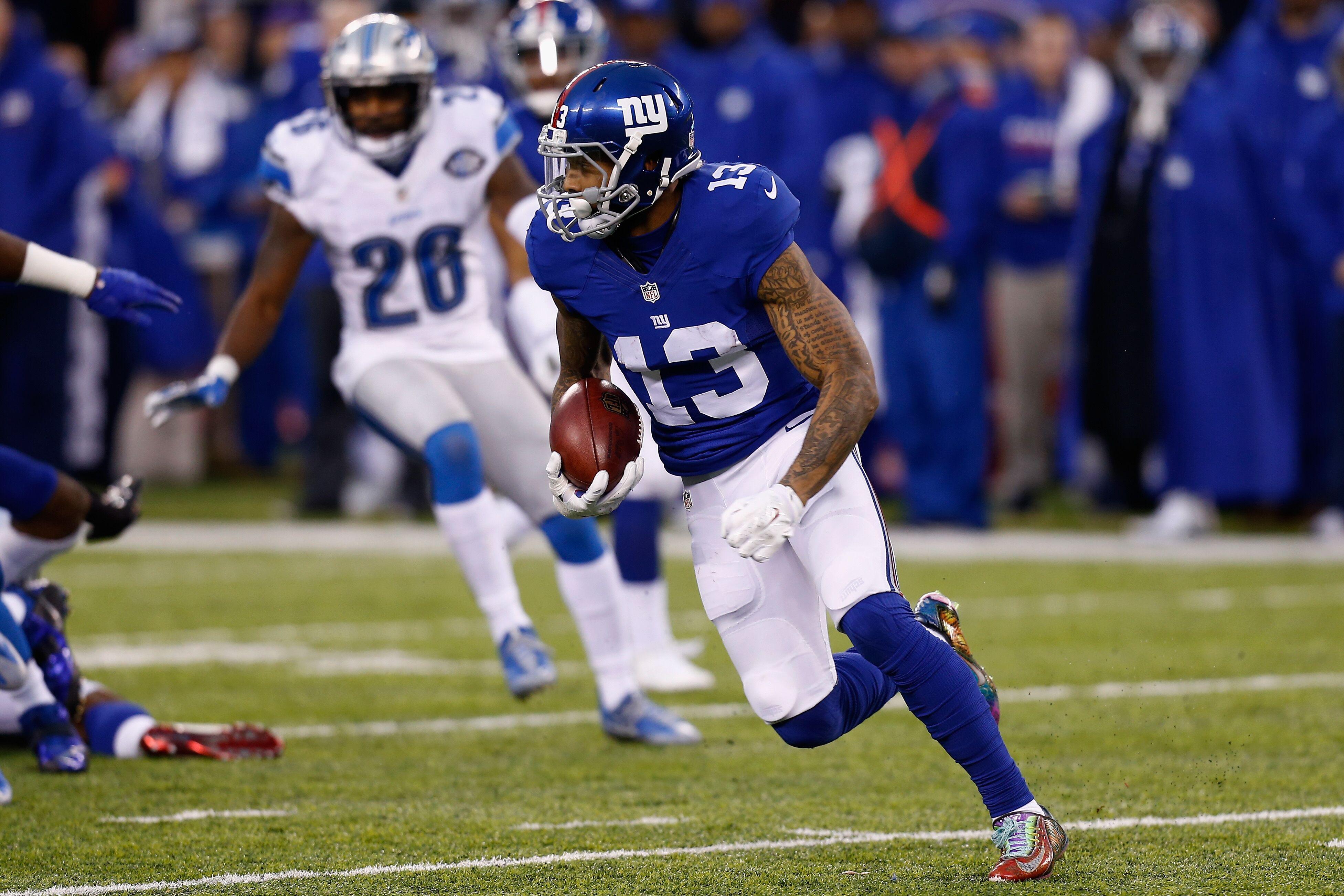 ac37191b124 New York Giants: No urgency needed for Odell Beckham Jr. deal
