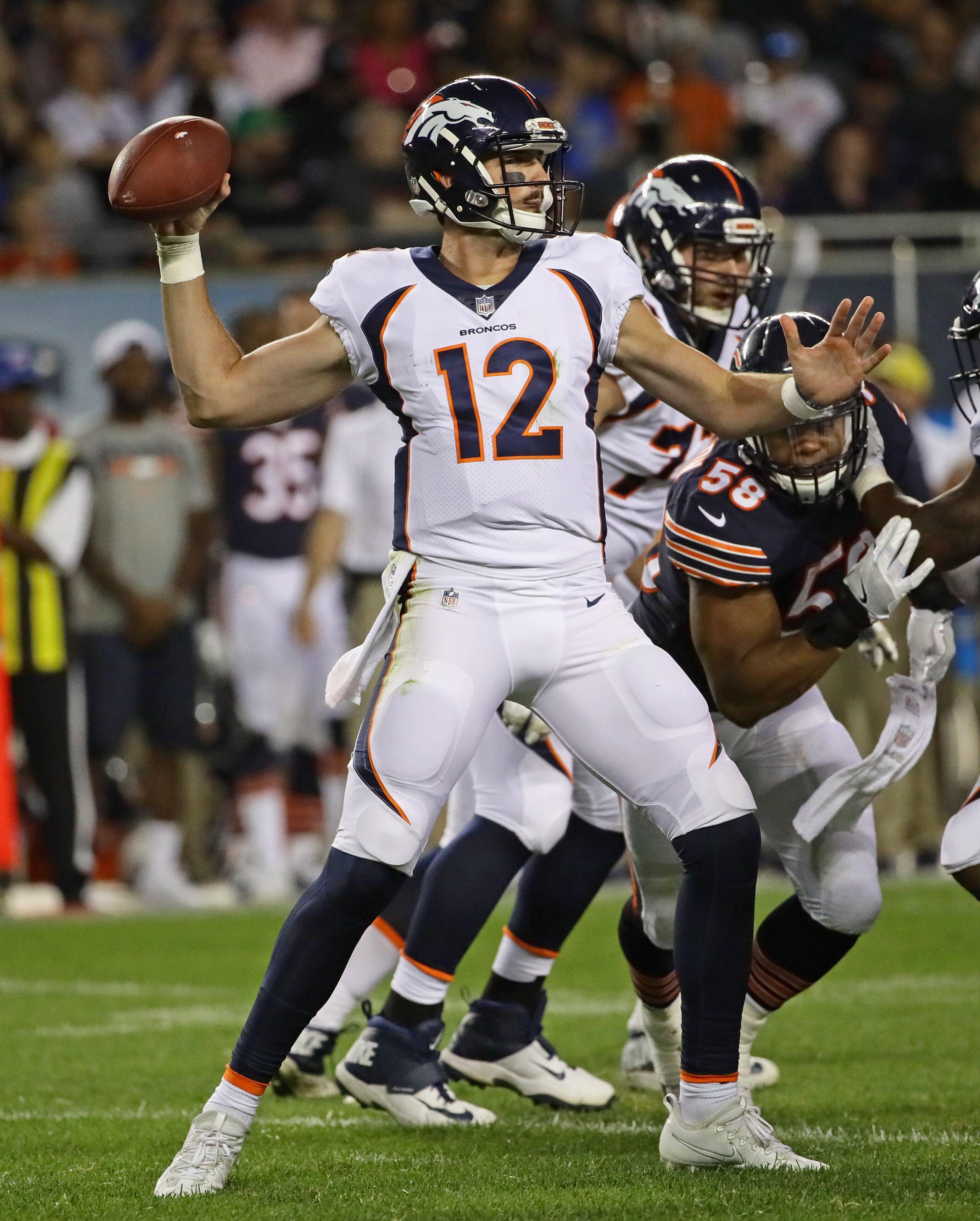 Denver Broncos: 3 Players To Watch Vs. 49ers
