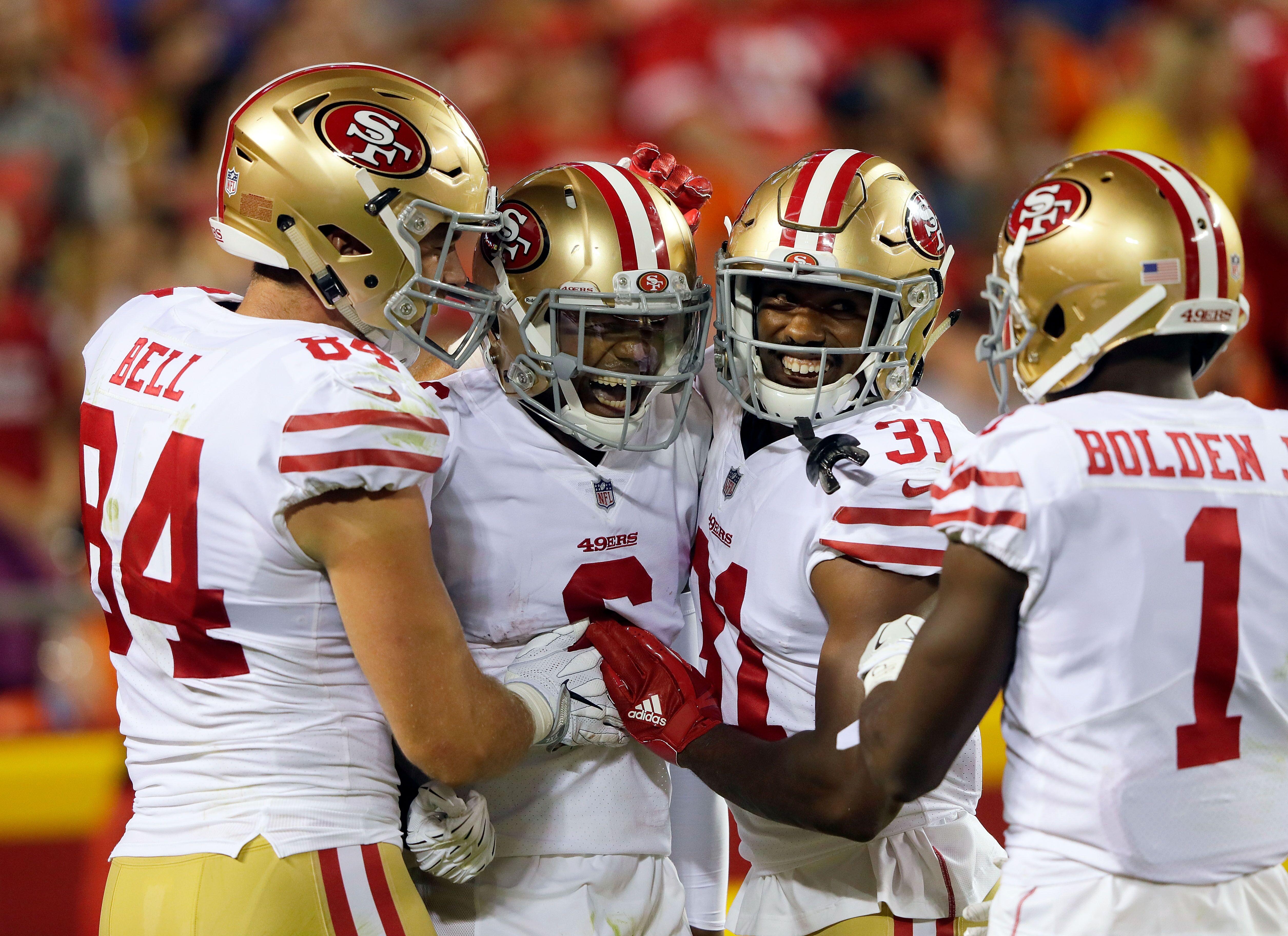 e16333d1 San Francisco 49ers Preseason: Stock watch after win vs Chiefs