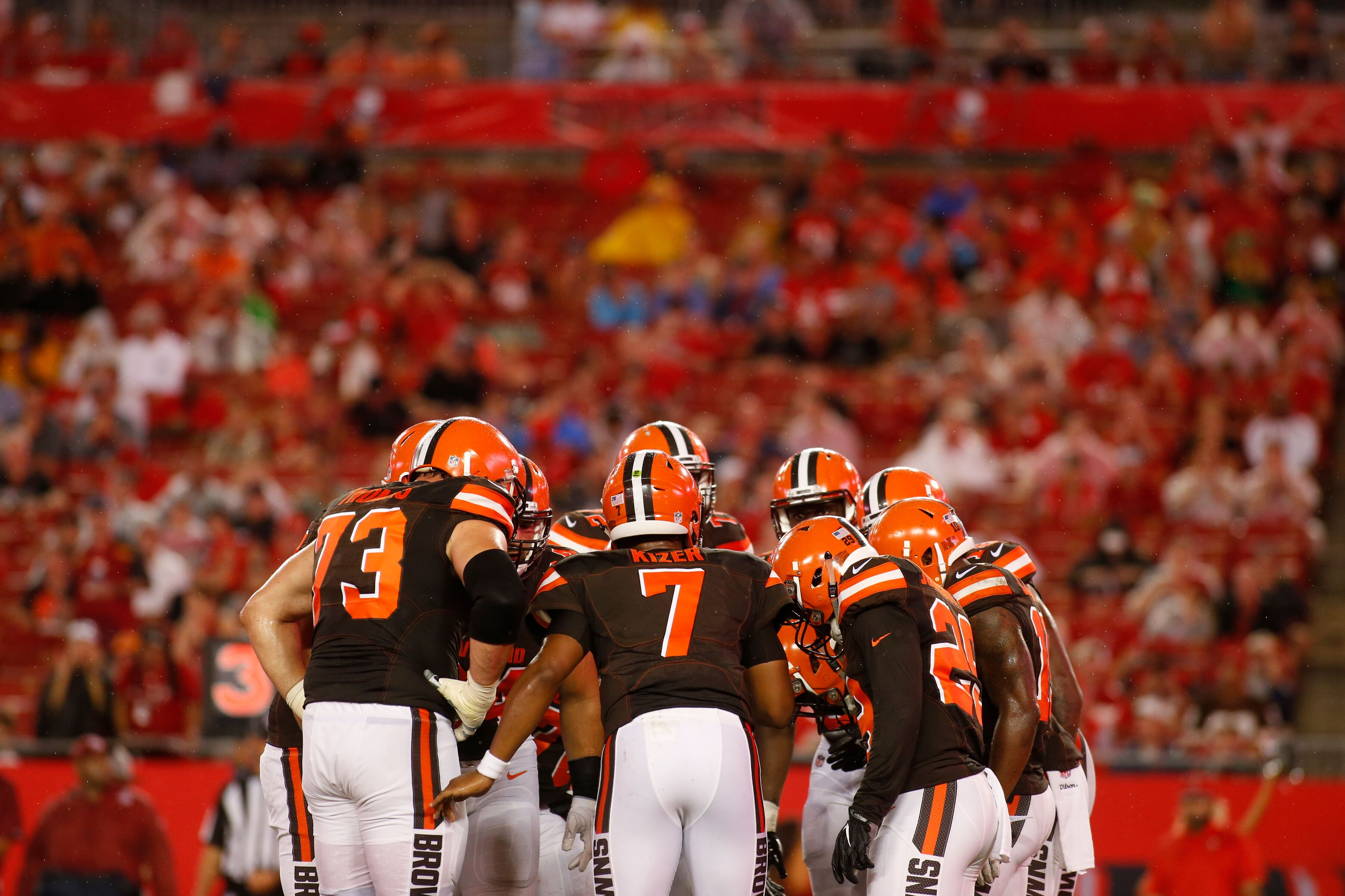 new concept 56ed7 d2b59 Cleveland Browns: Final 53-man roster prediction