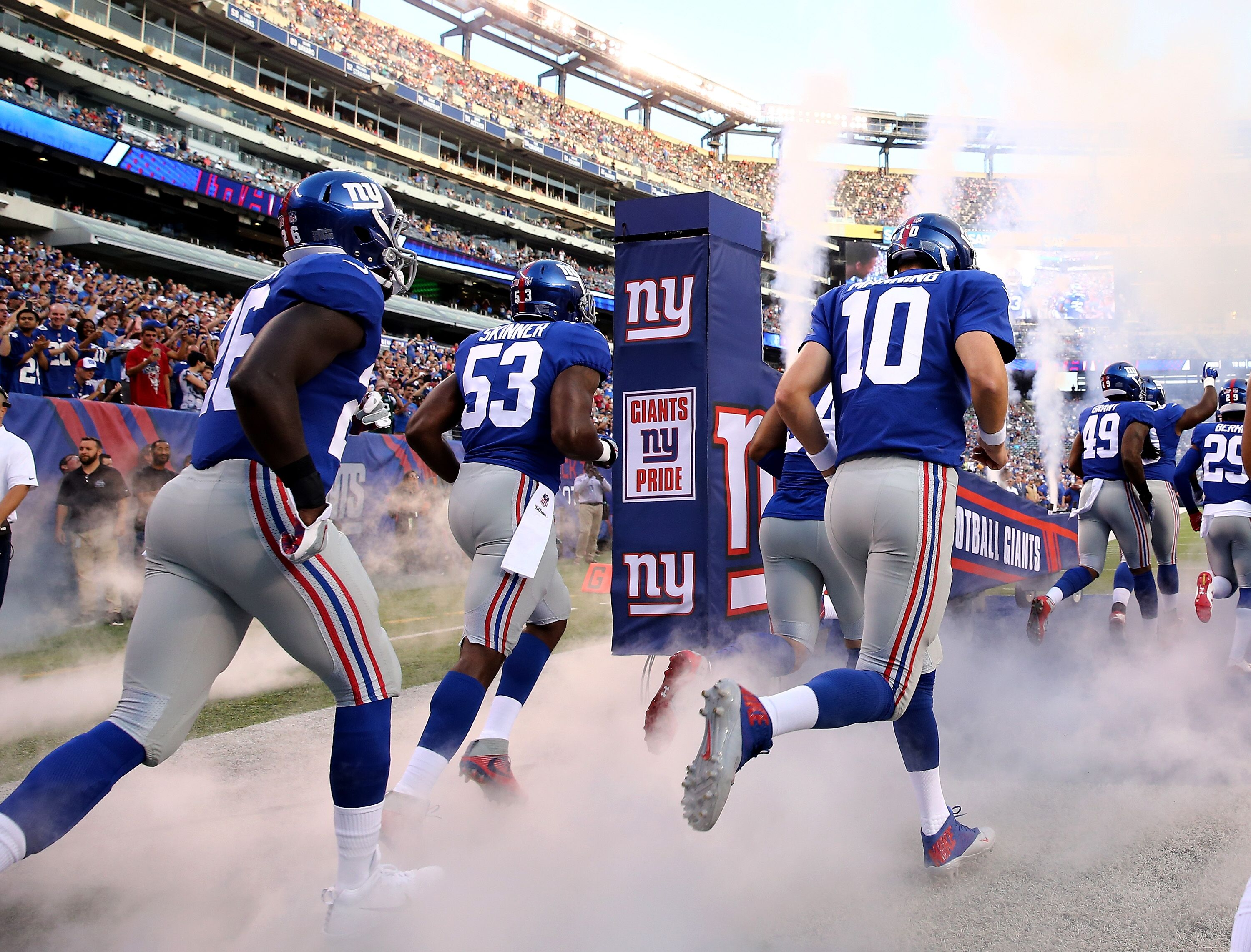 ny giants essay New york giants news & rumors: rumors are still being confirmed, but the giants may have just new york giants elite sports ny copy link.