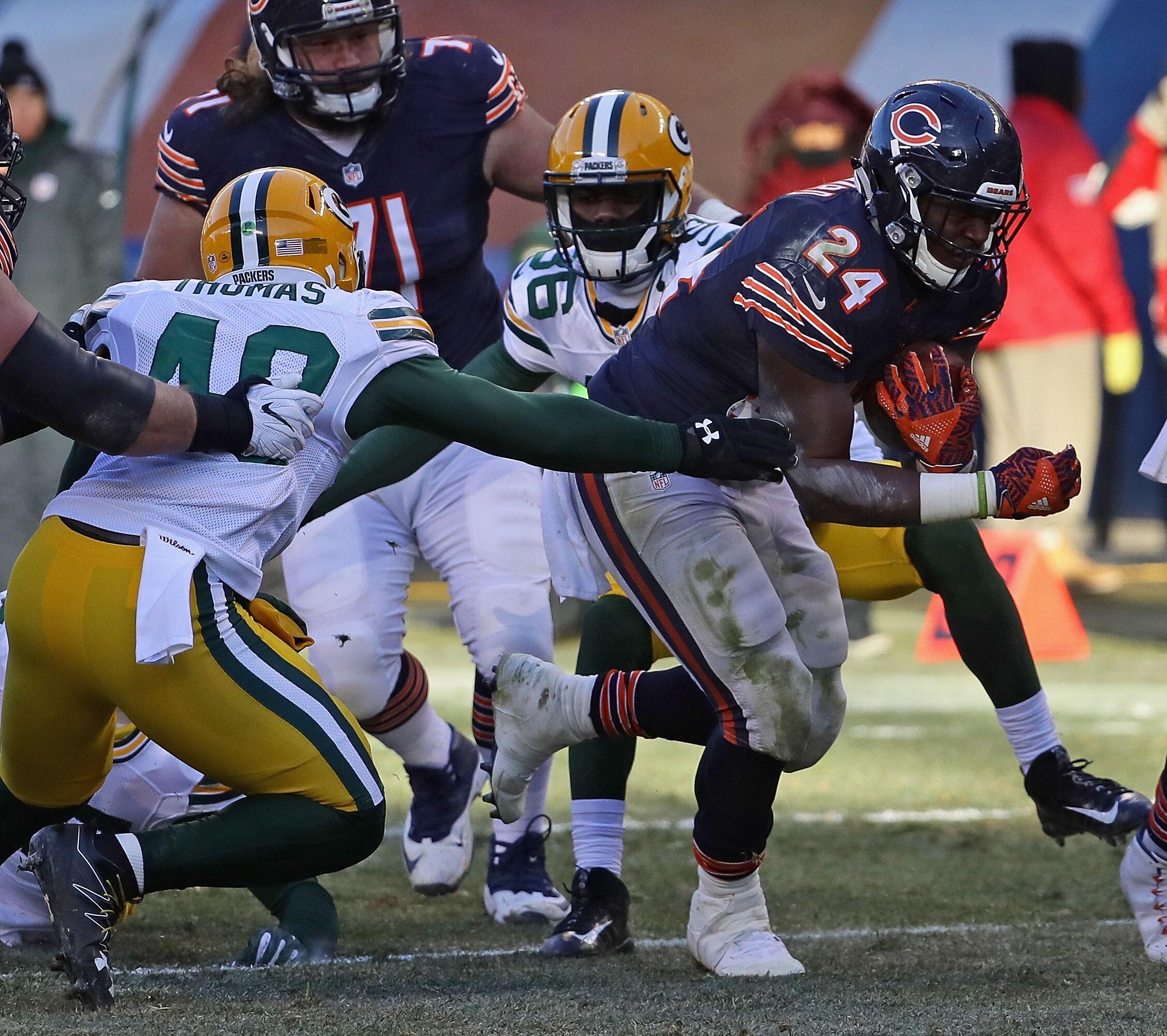 Week 11 Giants Vs Packers: Bears Vs. Packers: Preview, Score Prediction For Week 4