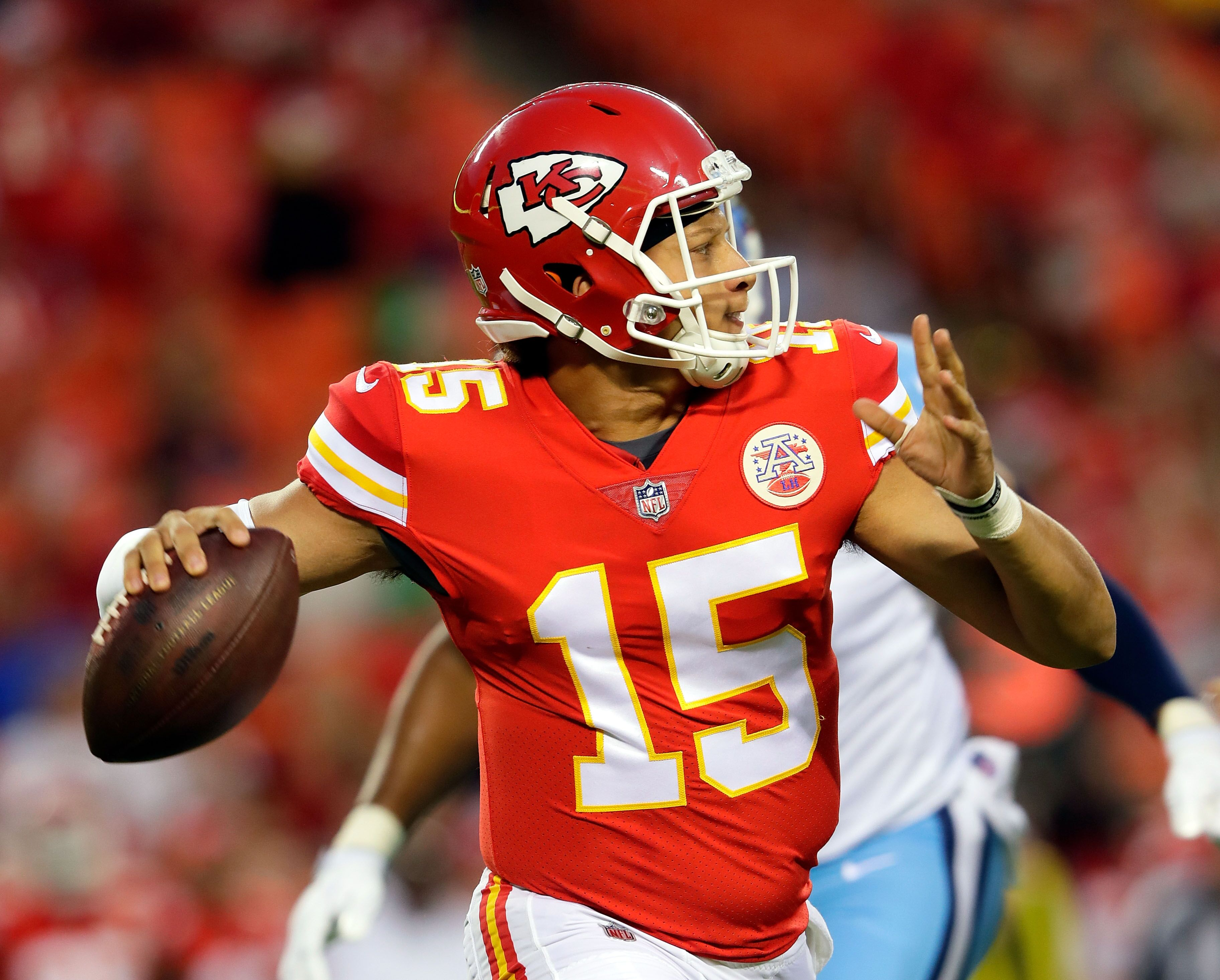 Patrick Mahomes 2017 NFL Draft profile including player stats videos combine results and expert analysis