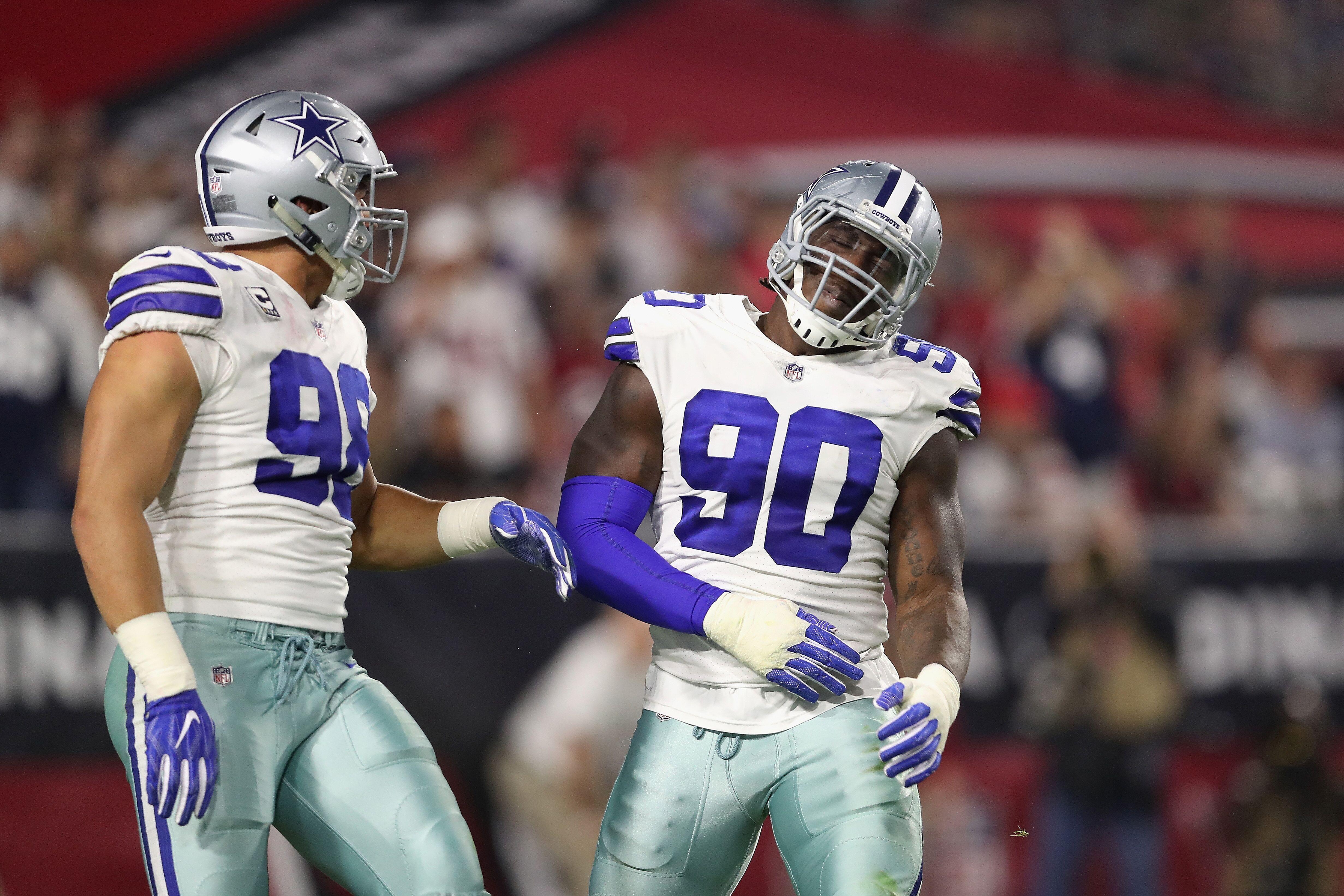 buy online de16f 04a52 Dallas Cowboys: 53-man roster prediction after Preseason ...