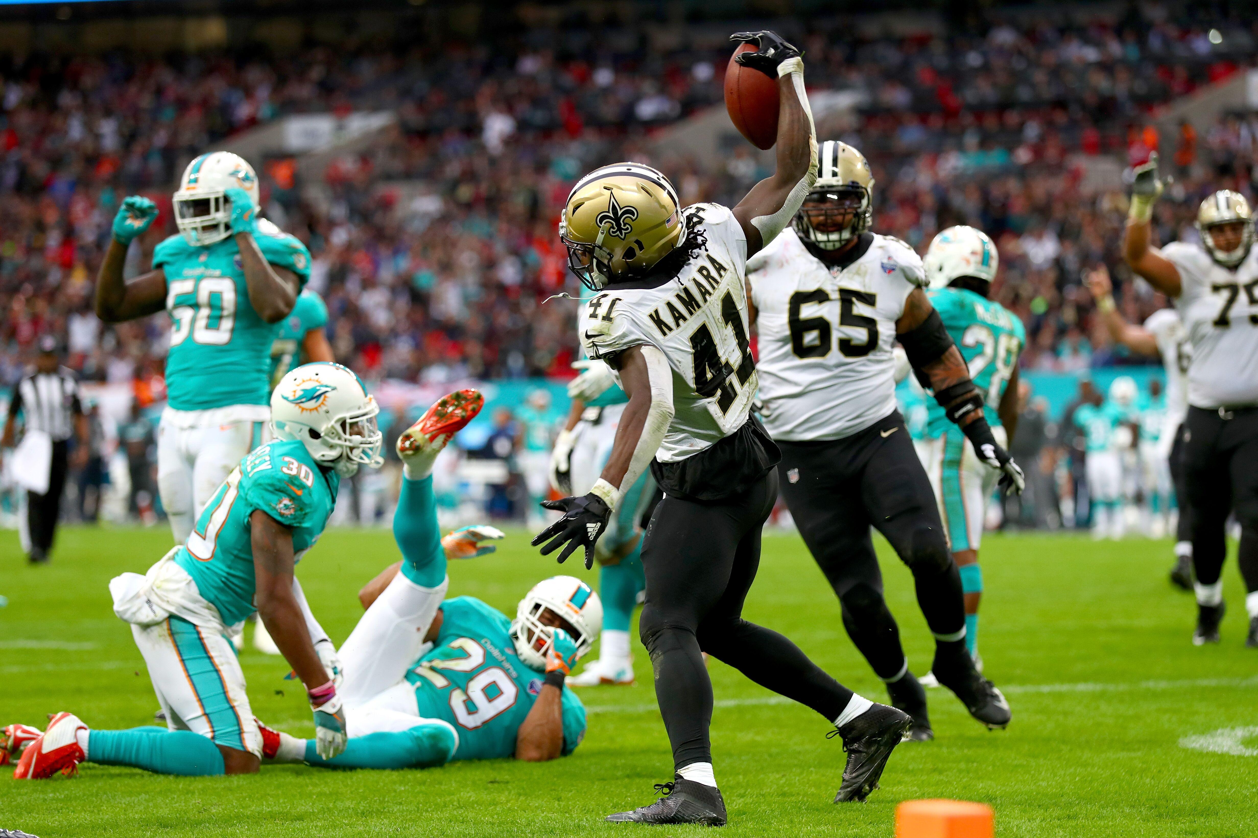 New Orleans Saints: Alvin Kamara's fantasy value rising
