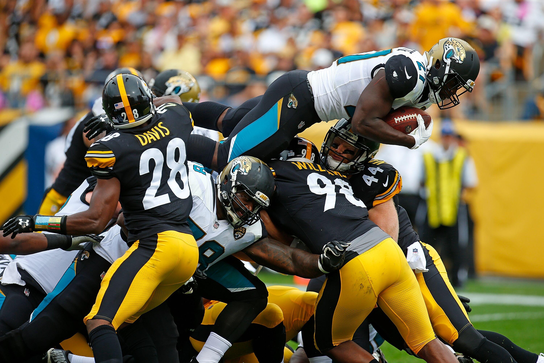 Steelers Jaguars