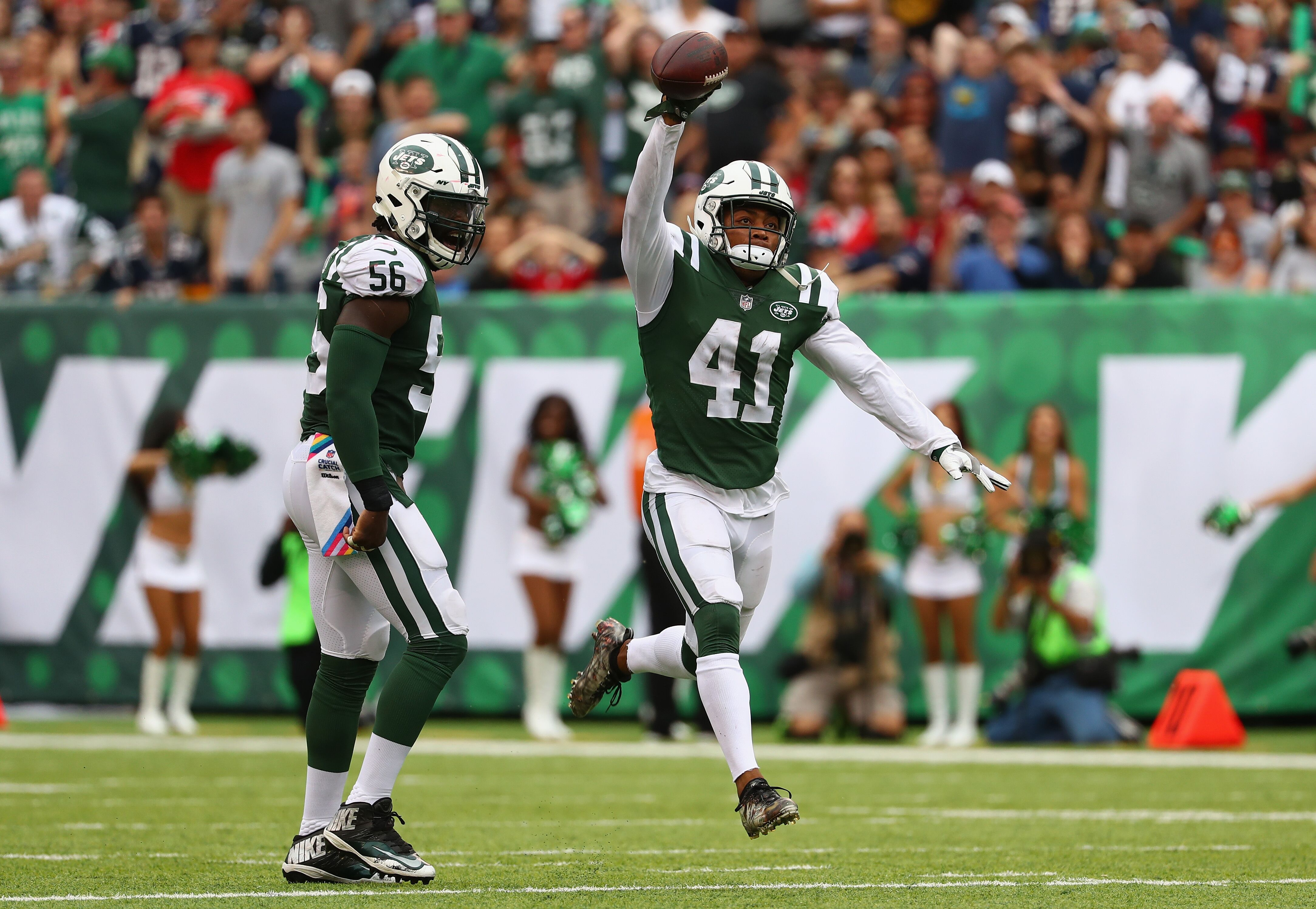 9c6cdba7 New York Jets: Young team developing a huge problem